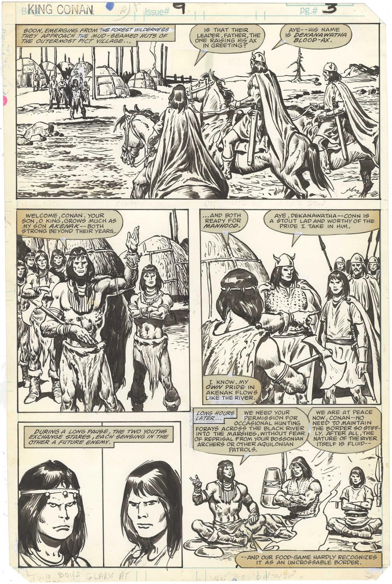King Conan #9 p3