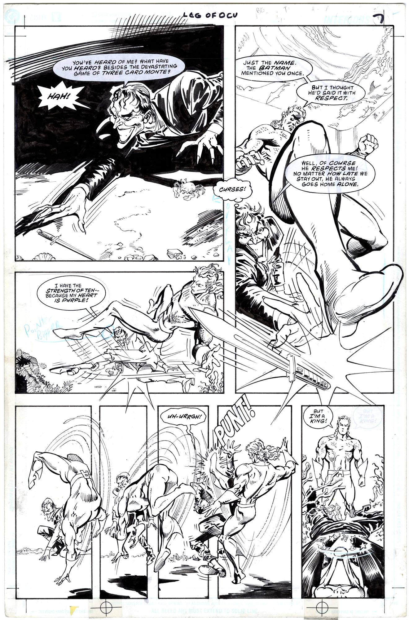 Legend of The DC Universe #26 p7