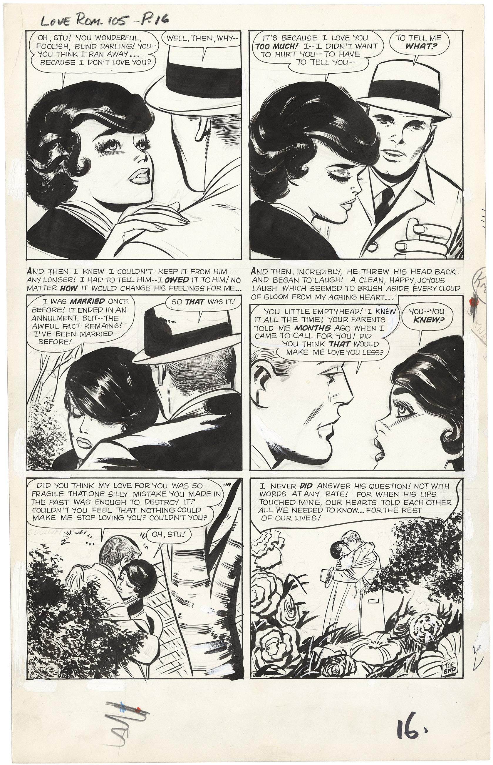 Love Romances #105 p16