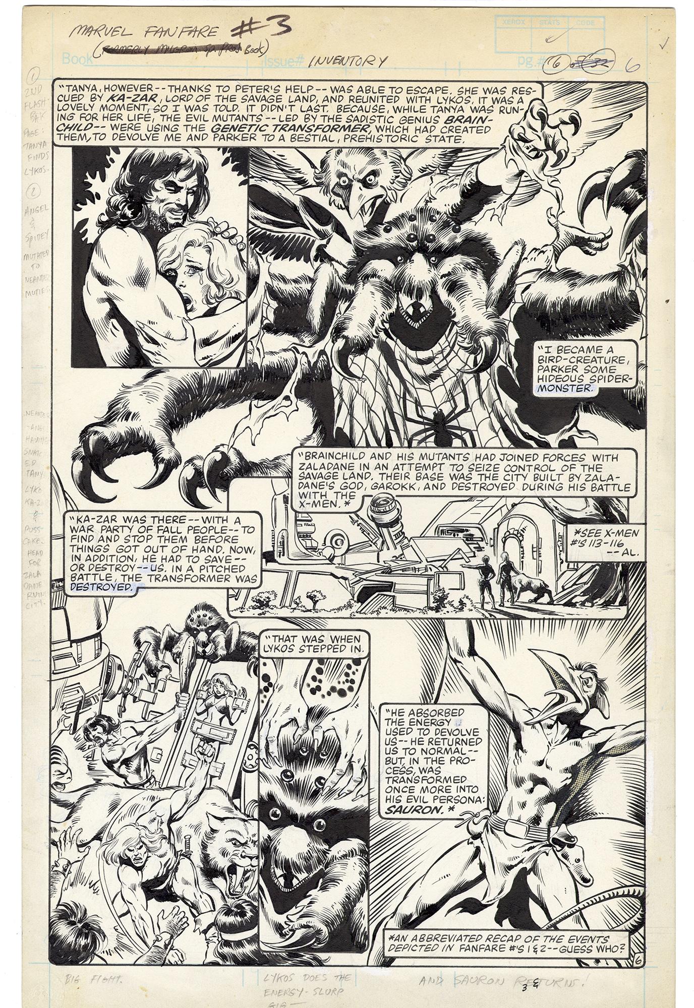 Marvel Fanfare #3 p6