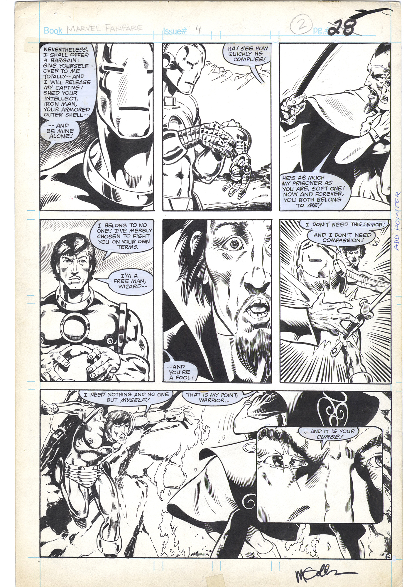 Marvel Fanfare #4 p2