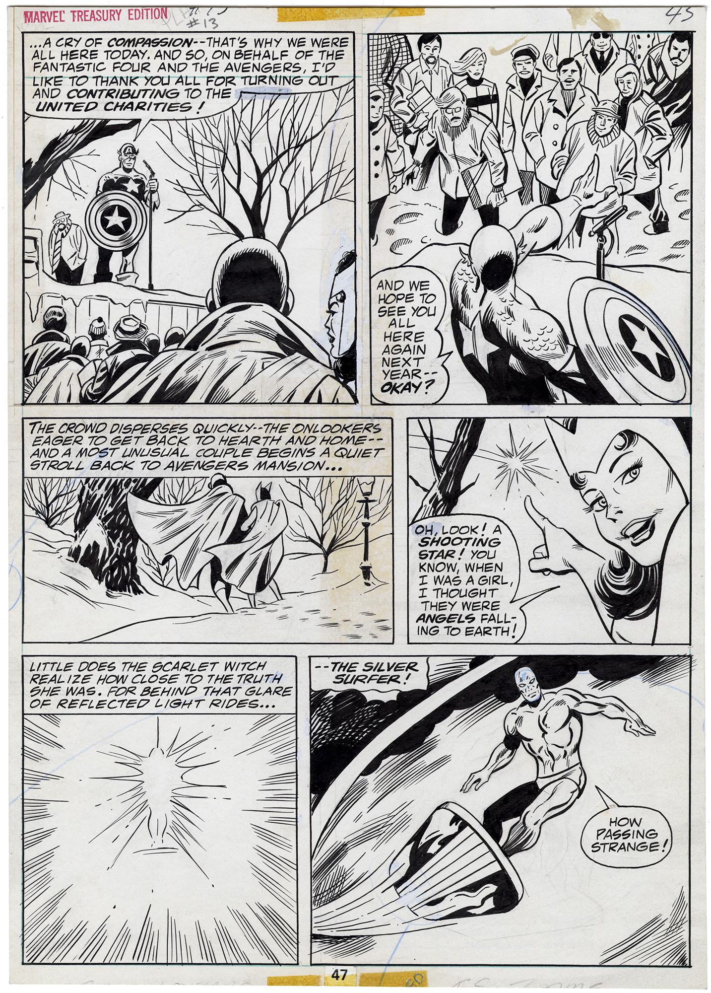 Marvel Treasury Edition #13 p47