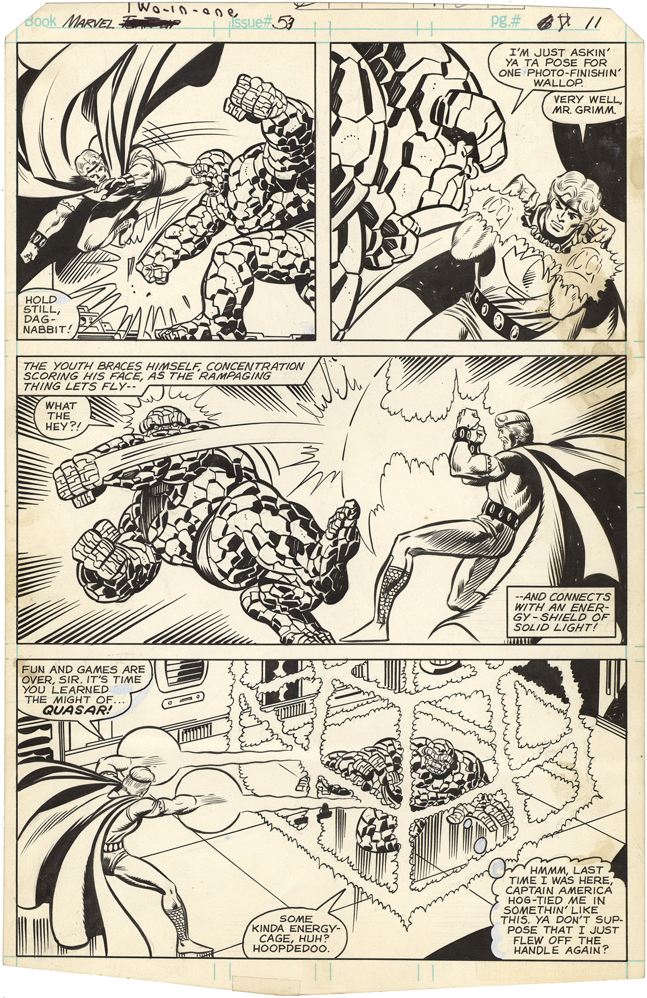Marvel Two-In-One #53 p11