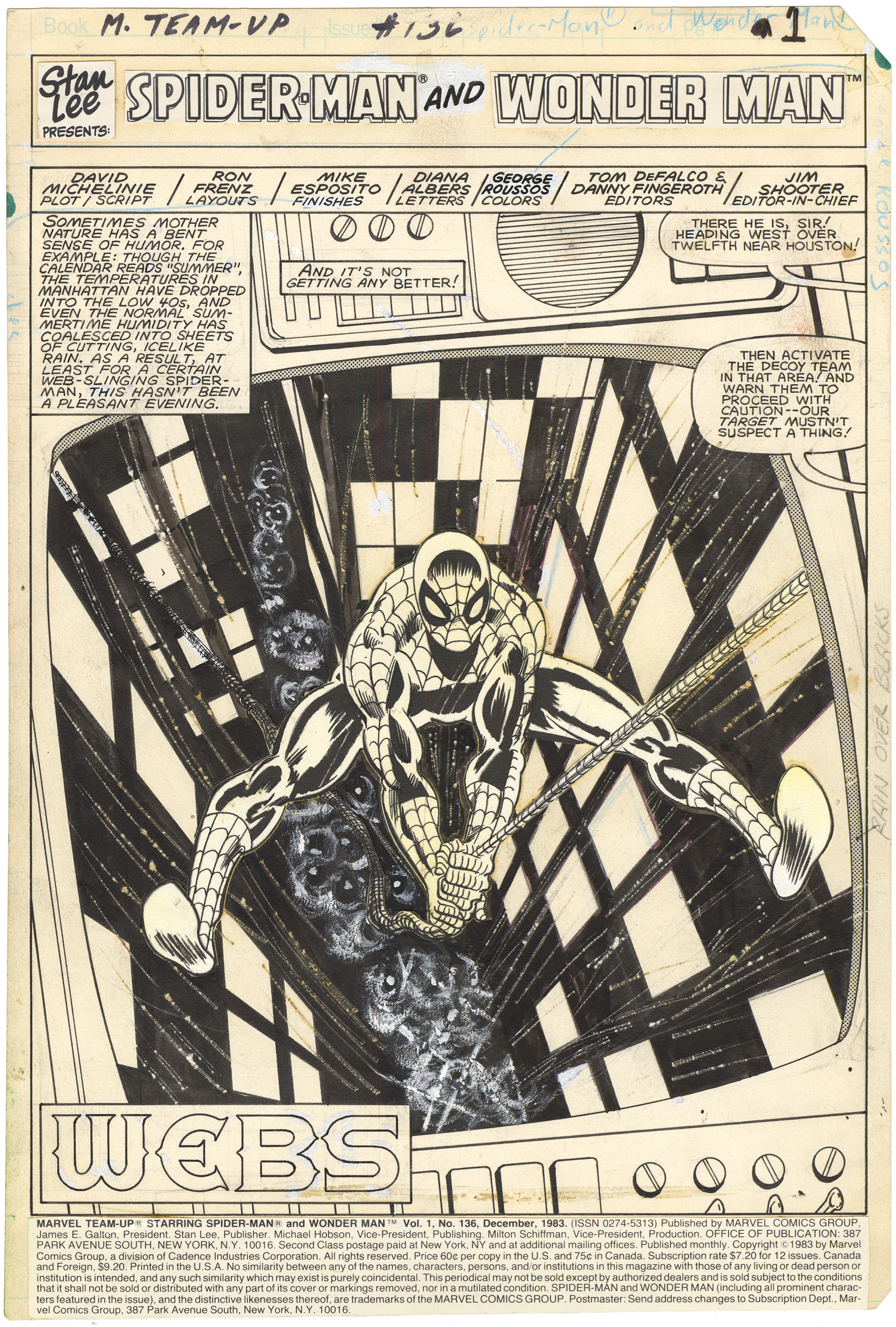 Marvel Team-Up #136 p1