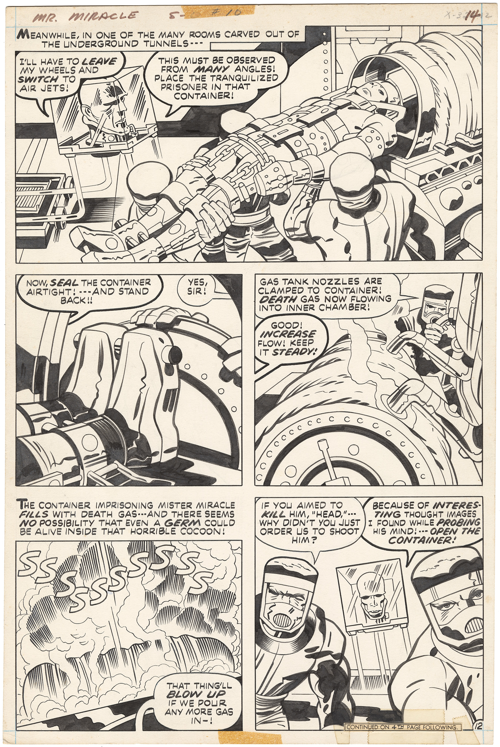 Mister Miracle #10 p12