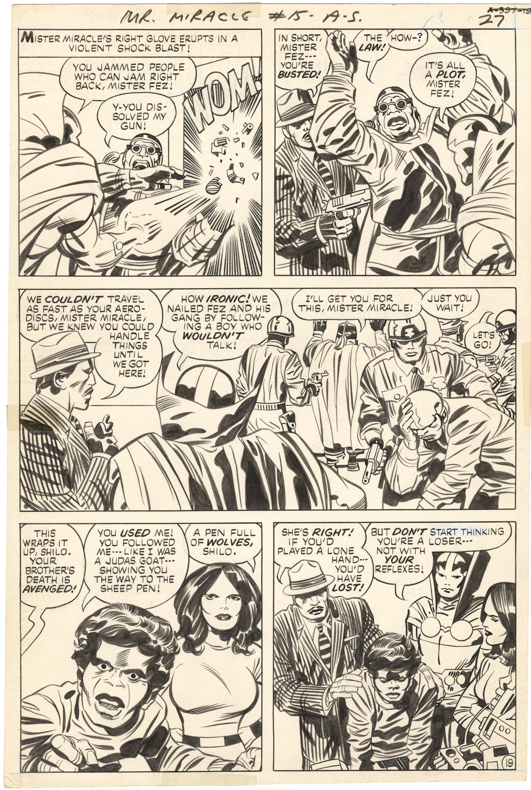 Mister Miracle #15 p19