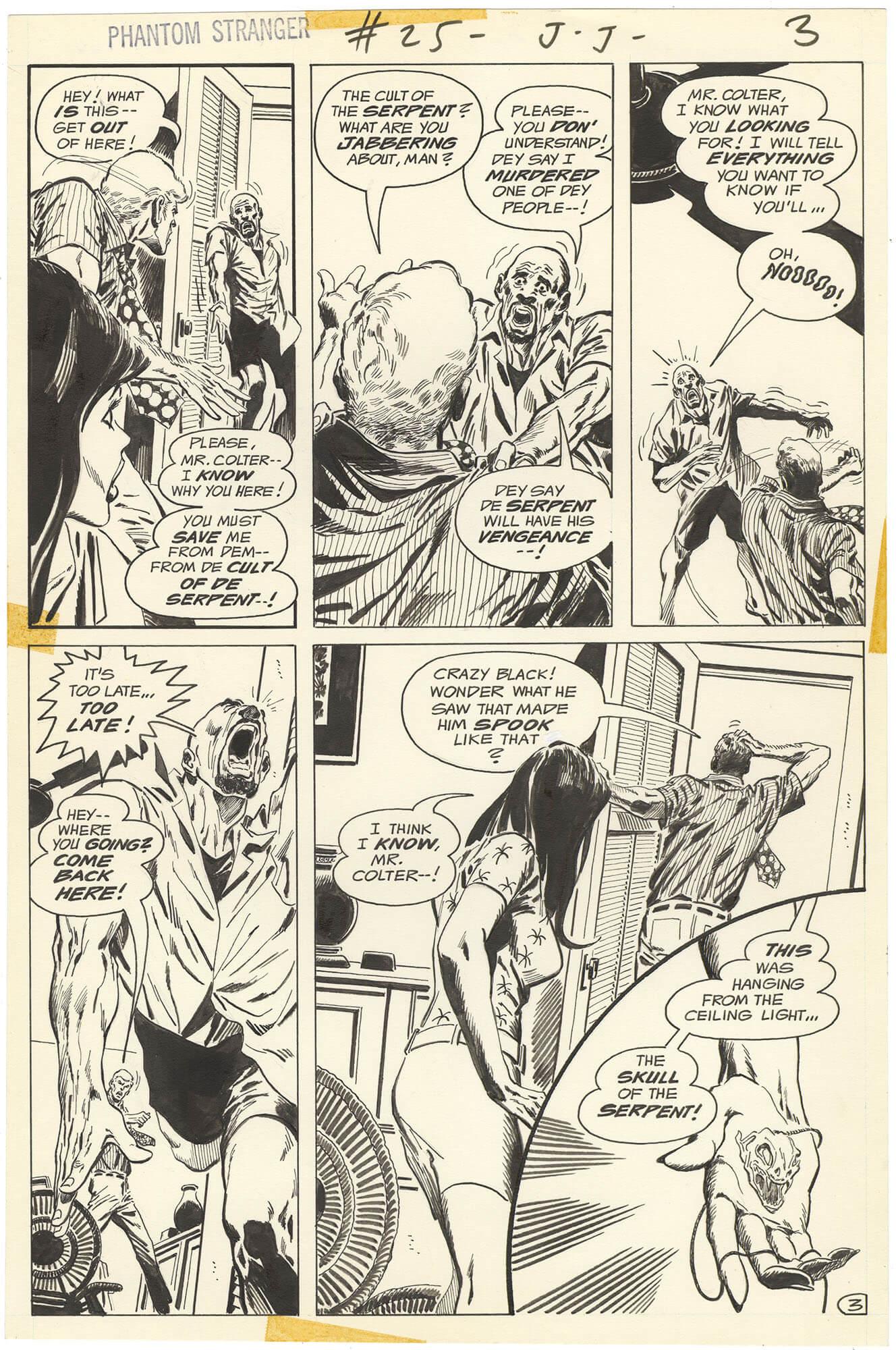 Phantom Stranger #25 p3