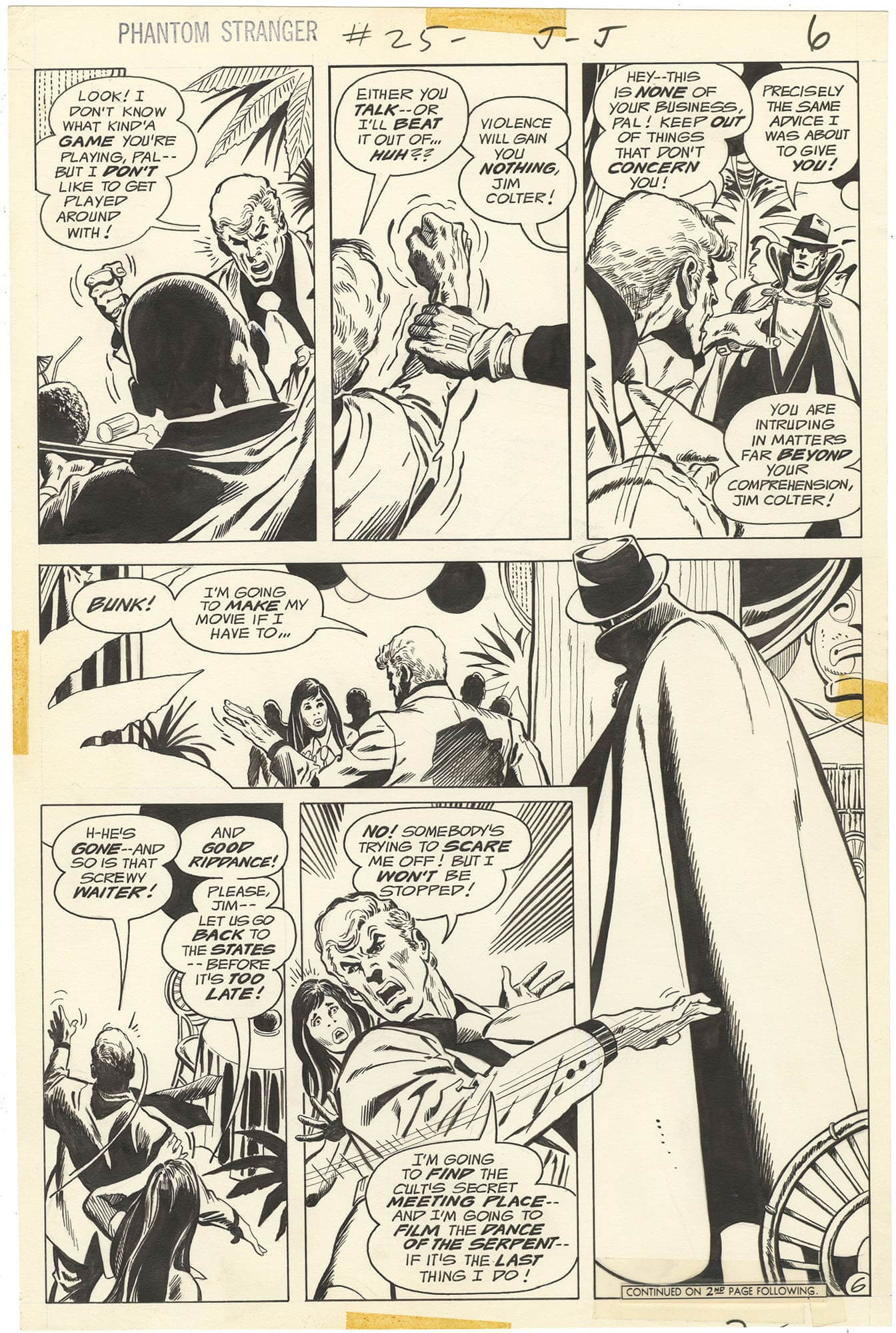 Phantom Stranger #25 p6