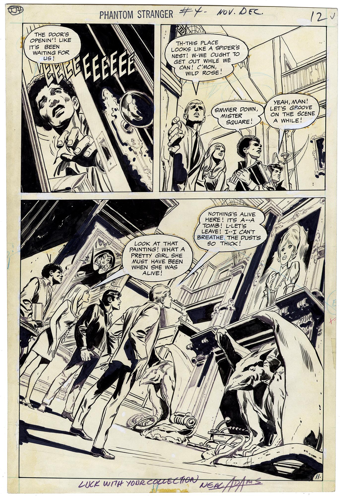 Phantom Stranger #4 p11