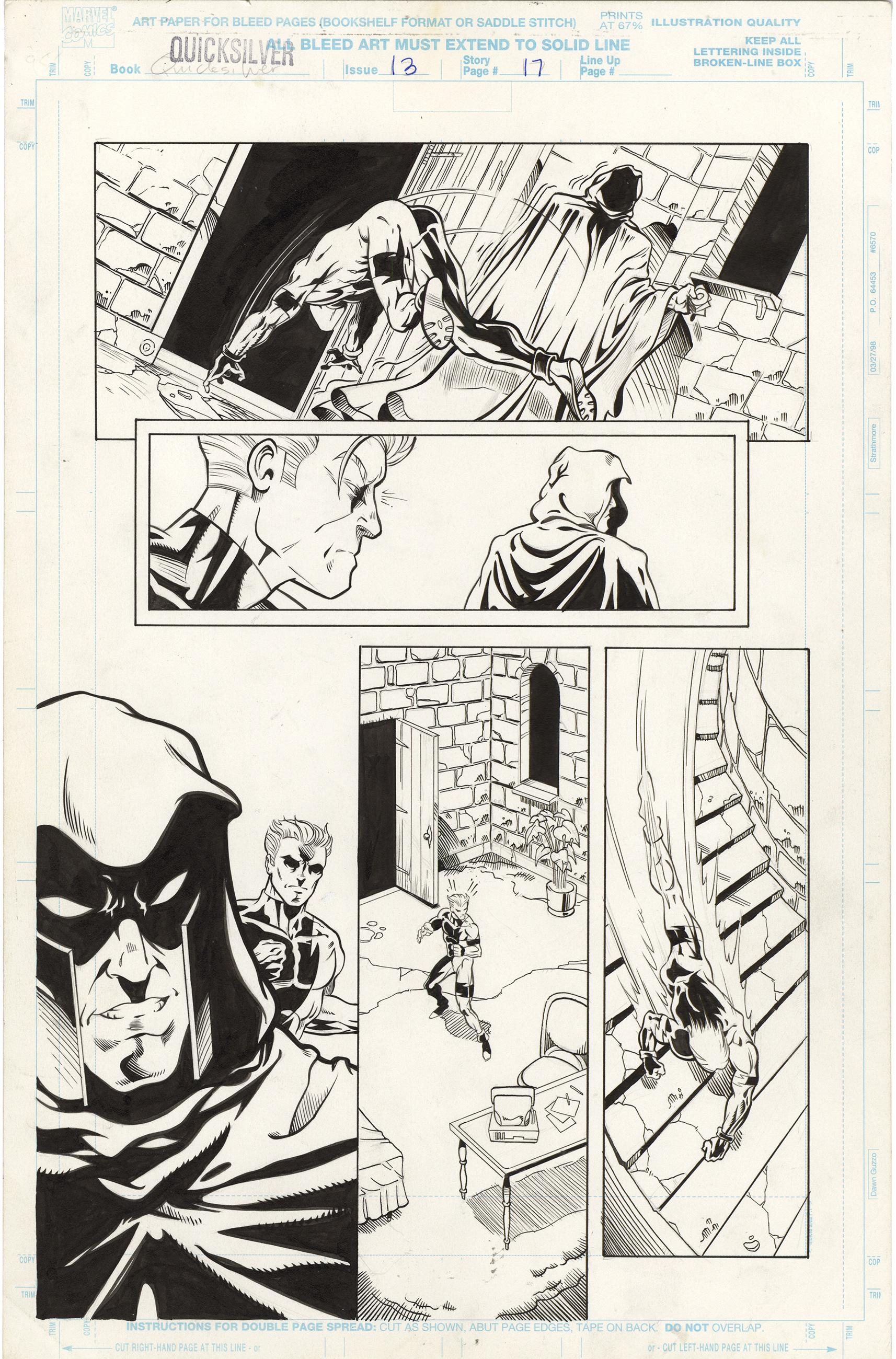 Quicksilver #13 p17