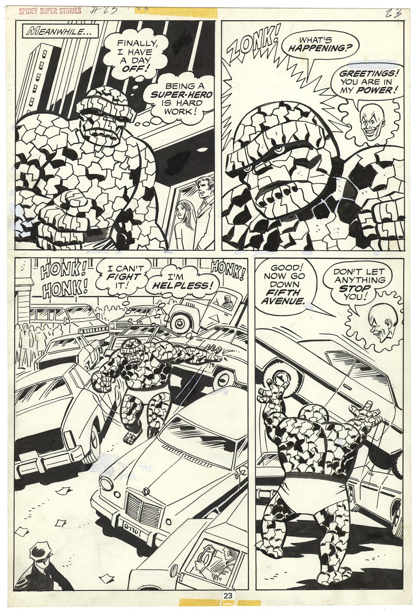 Spidey Super Stories #23 p23