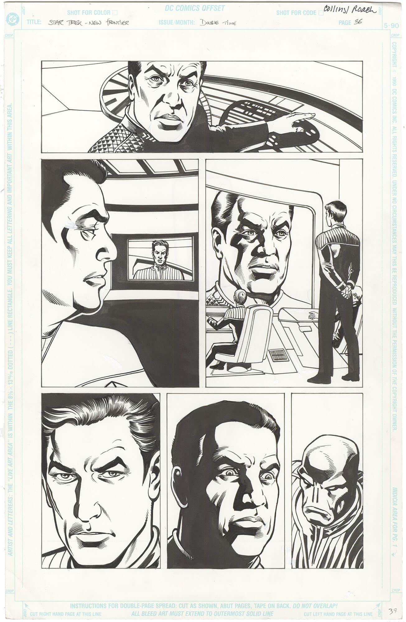 Star Trek: New Frontier - Double Time p36