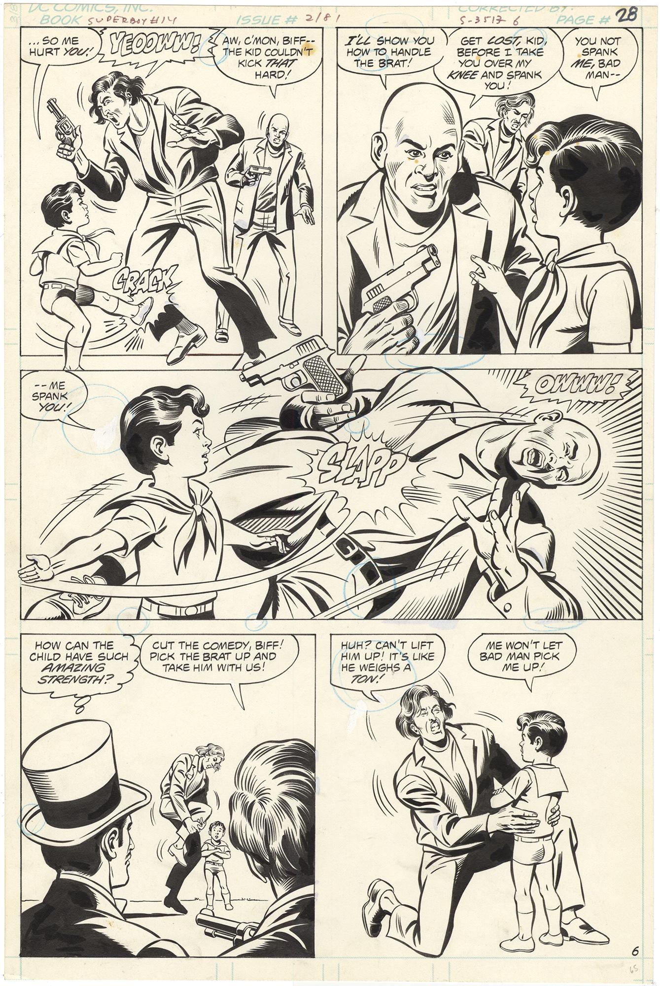 Superboy #14 p6