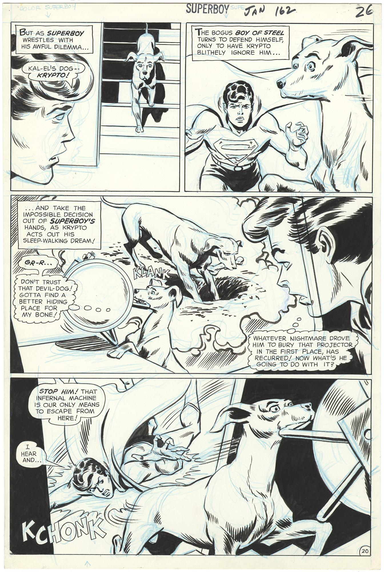 Superboy #162 p20