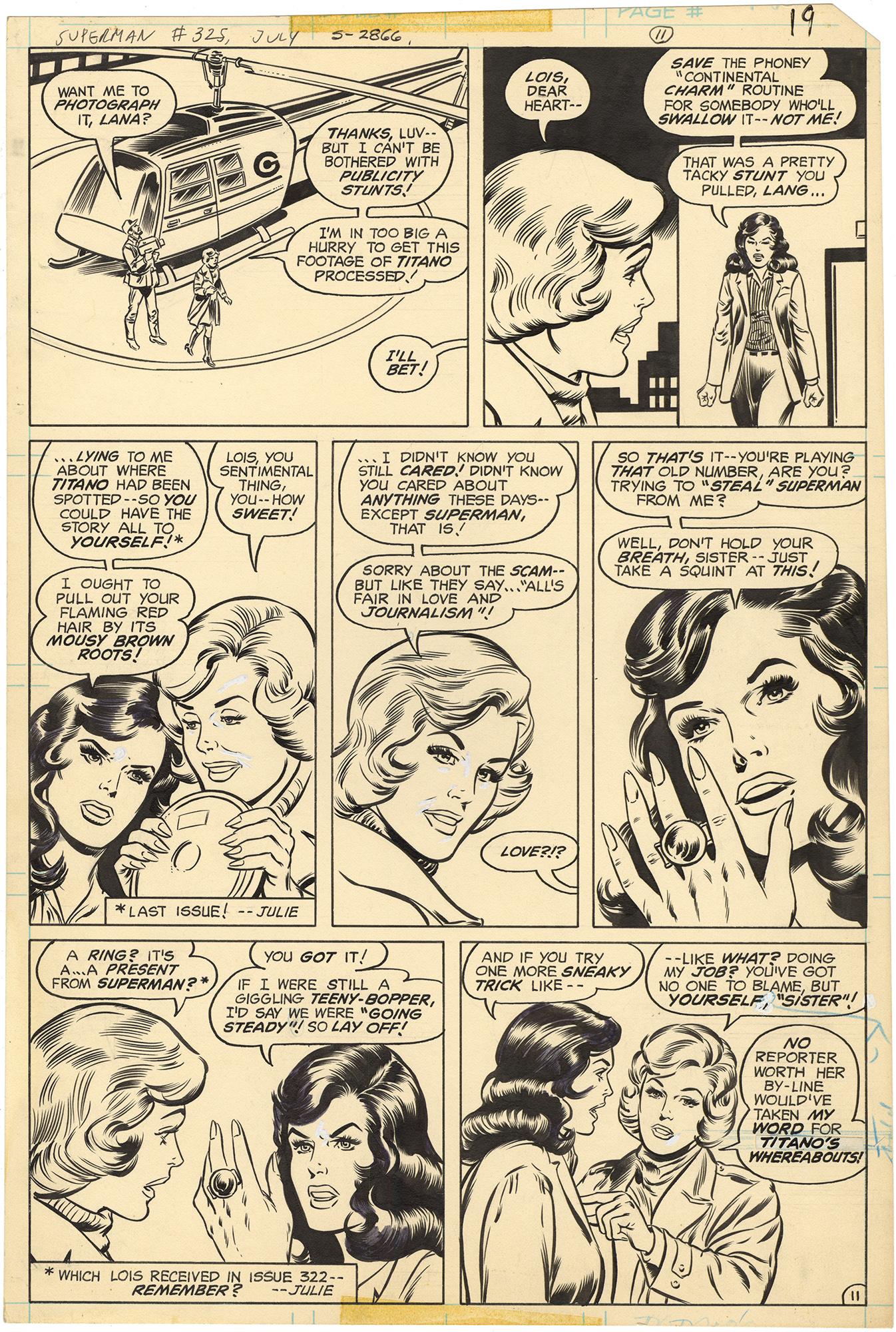 Superman #325 p11 (Rivalry)