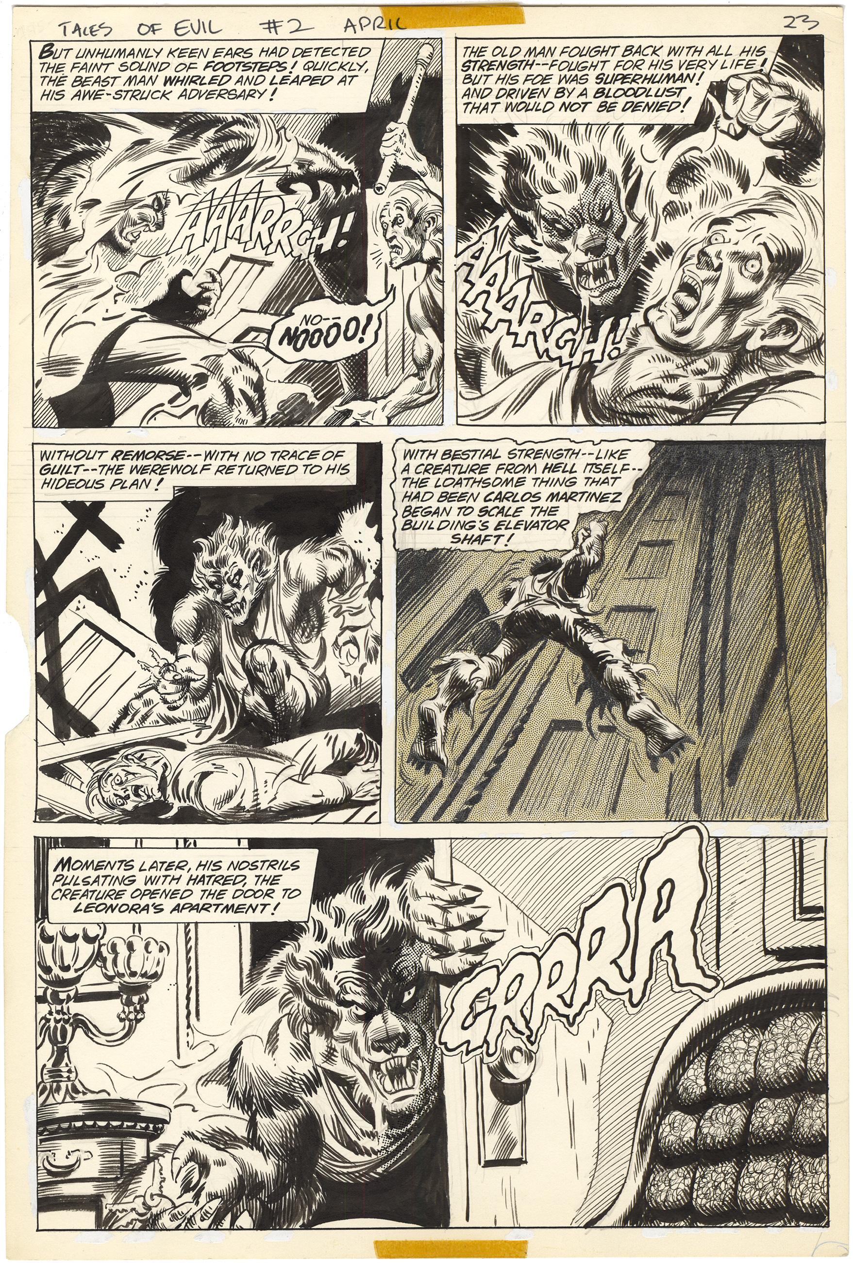 Tales of Evil #2 p23