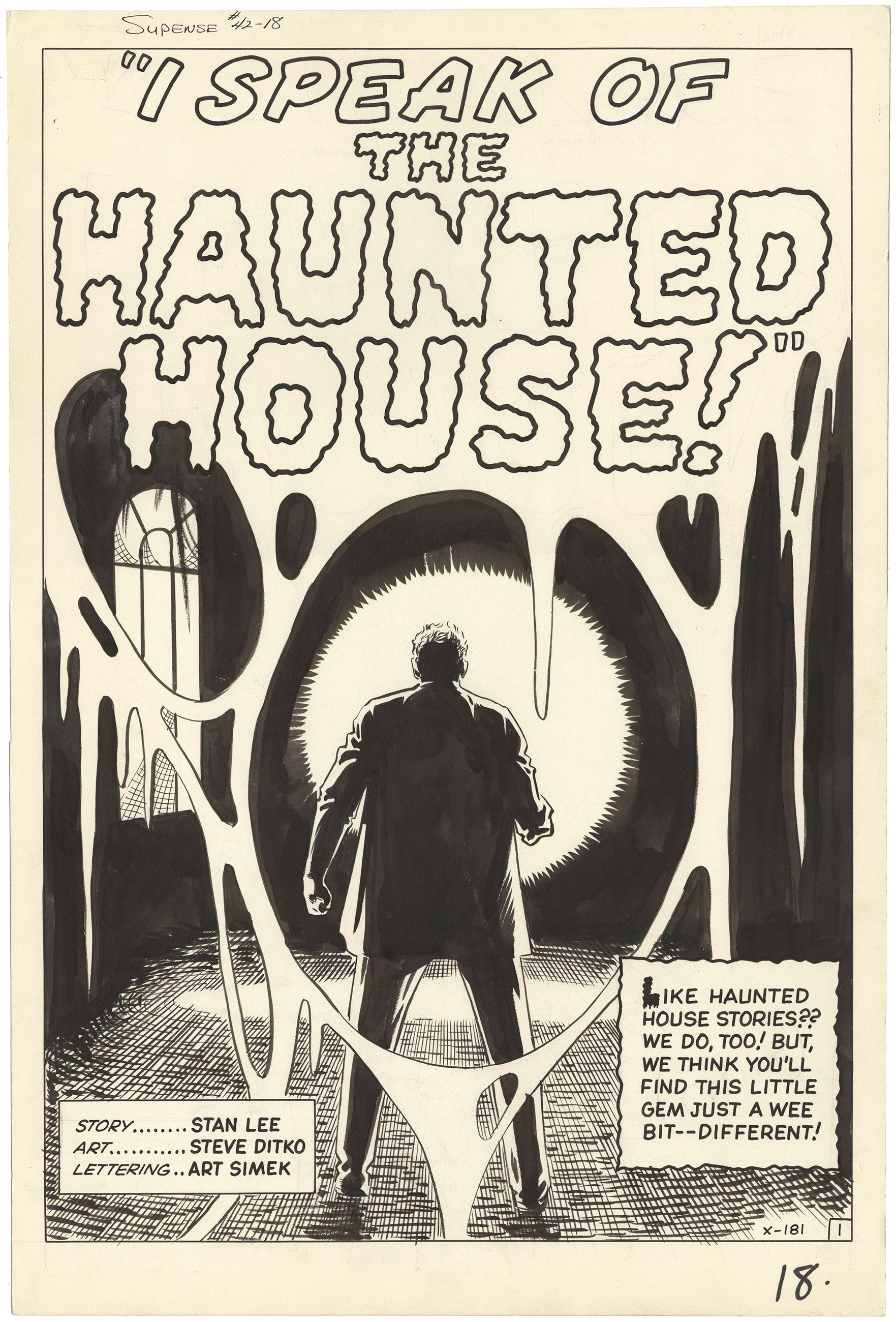 Tales of Suspense #42 p1 (Large Art)