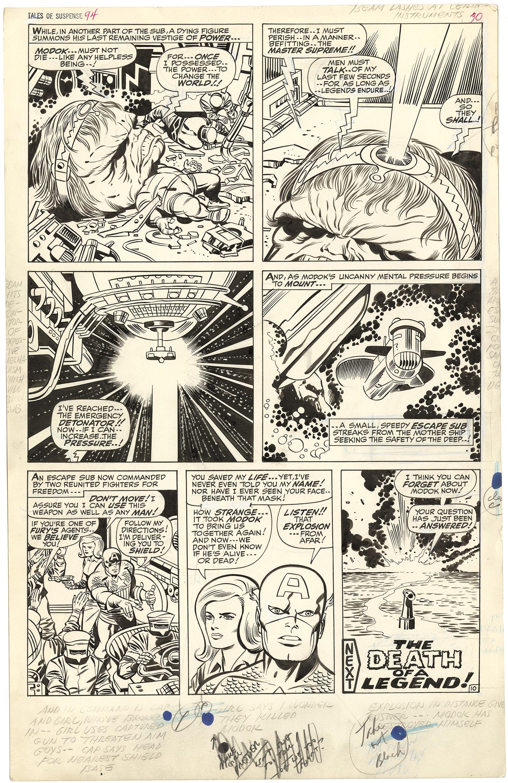 Tales of Suspense #94 p10 (Large Art)