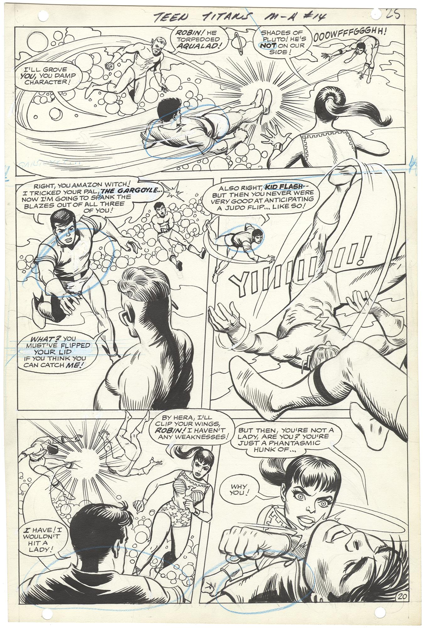 Teen Titans #14 p20
