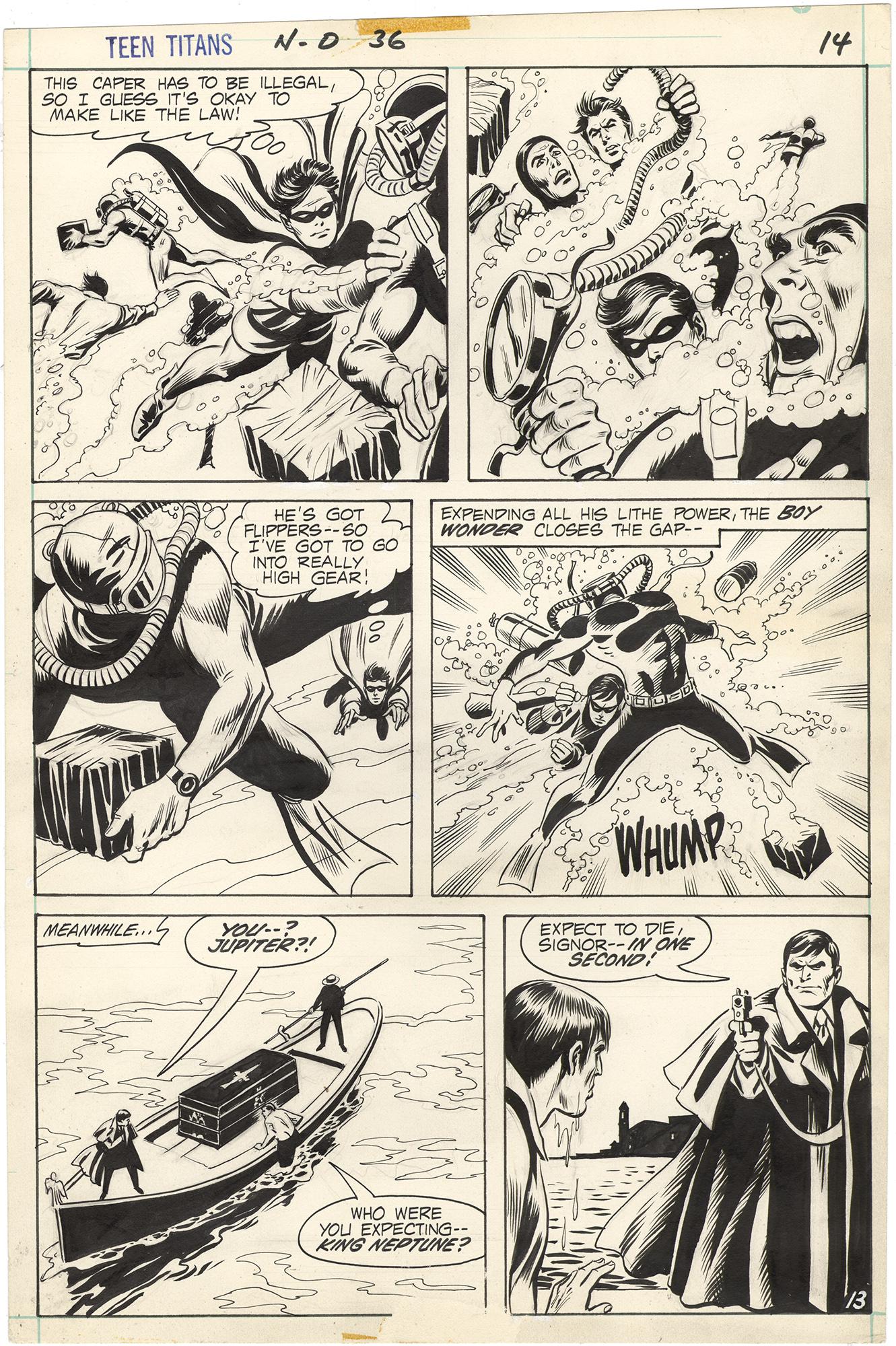 Teen Titans, #36, p13