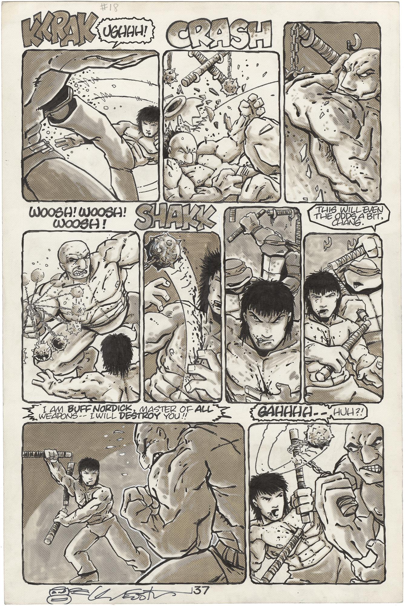 Teenage Mutant Ninja Turtles #18 p37