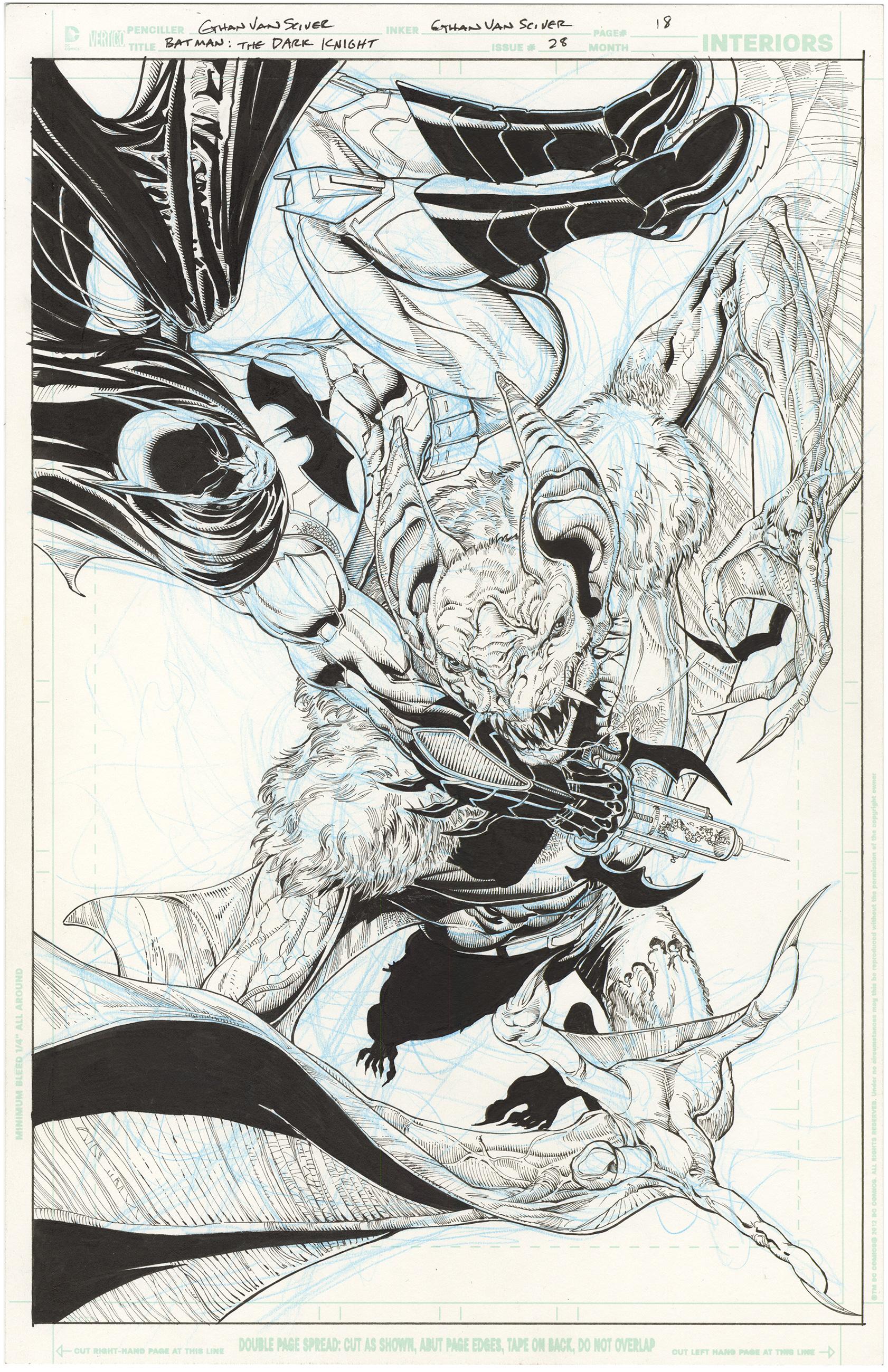 Batman: The Dark Knight #28 p18