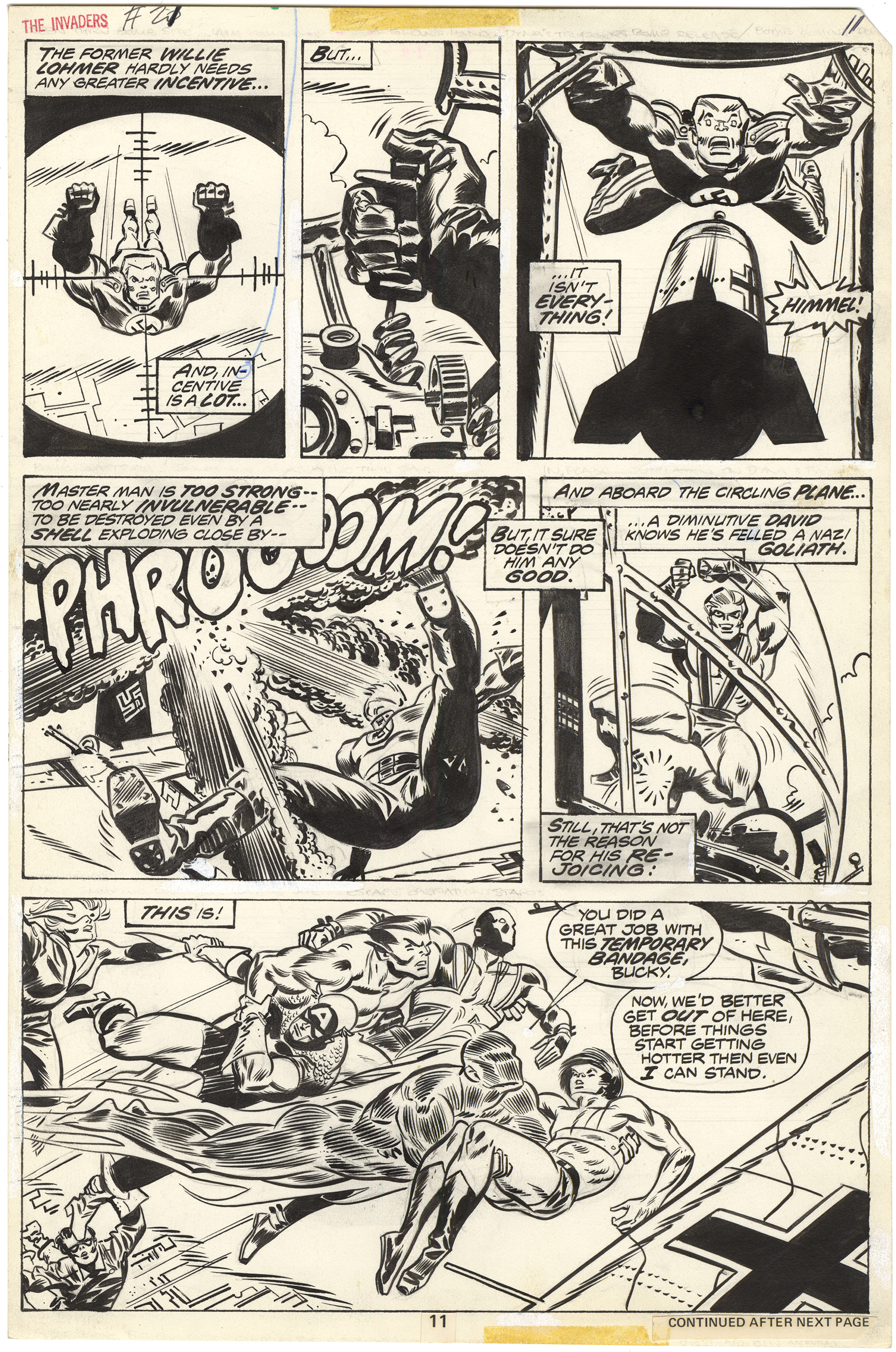 Invaders #21 p11