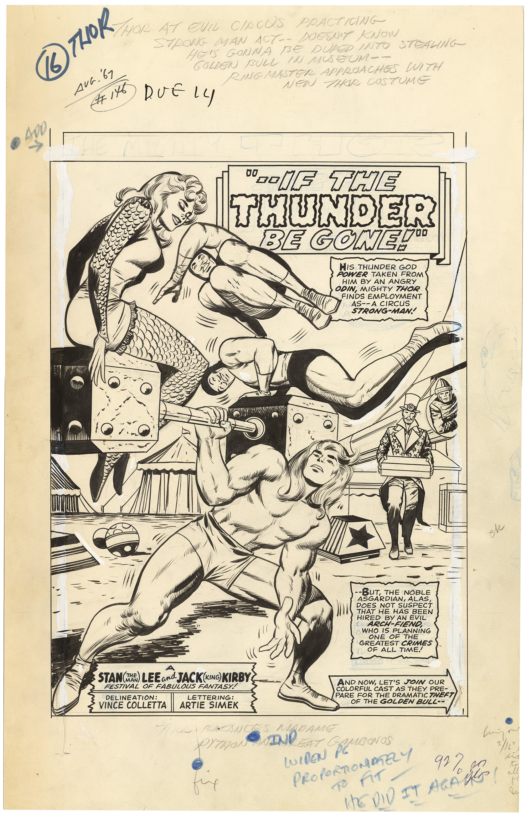Thor #146 p1