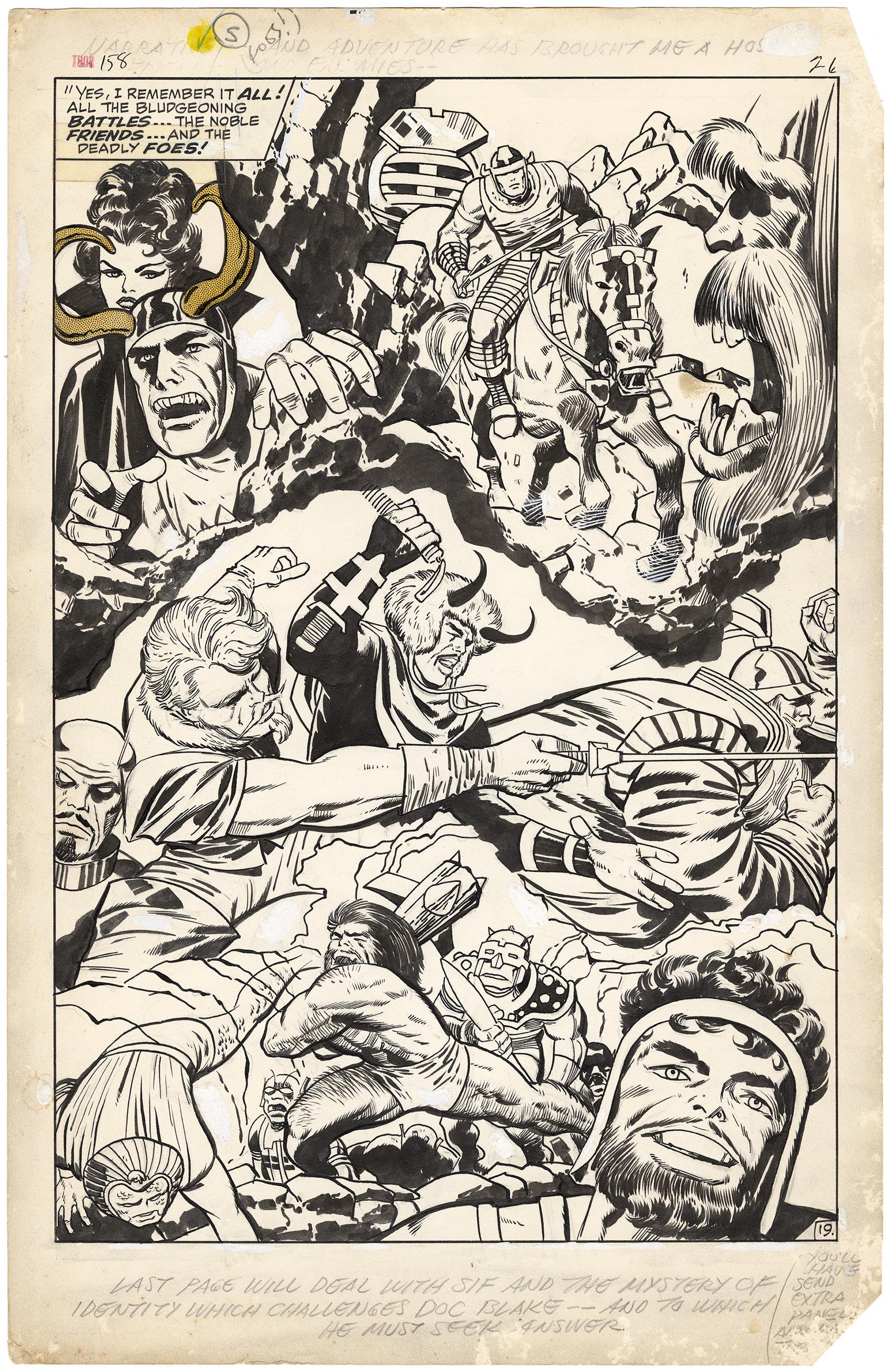 Thor  #158 p19