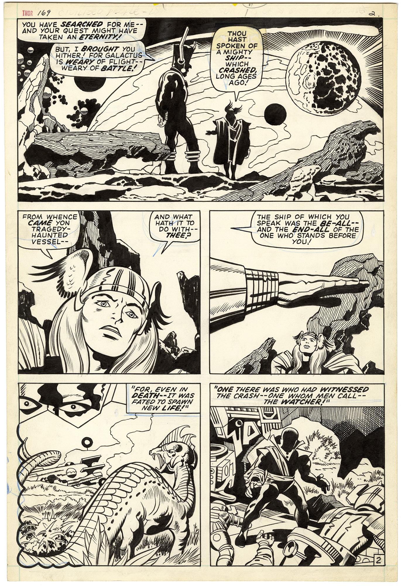 Thor #169 p2