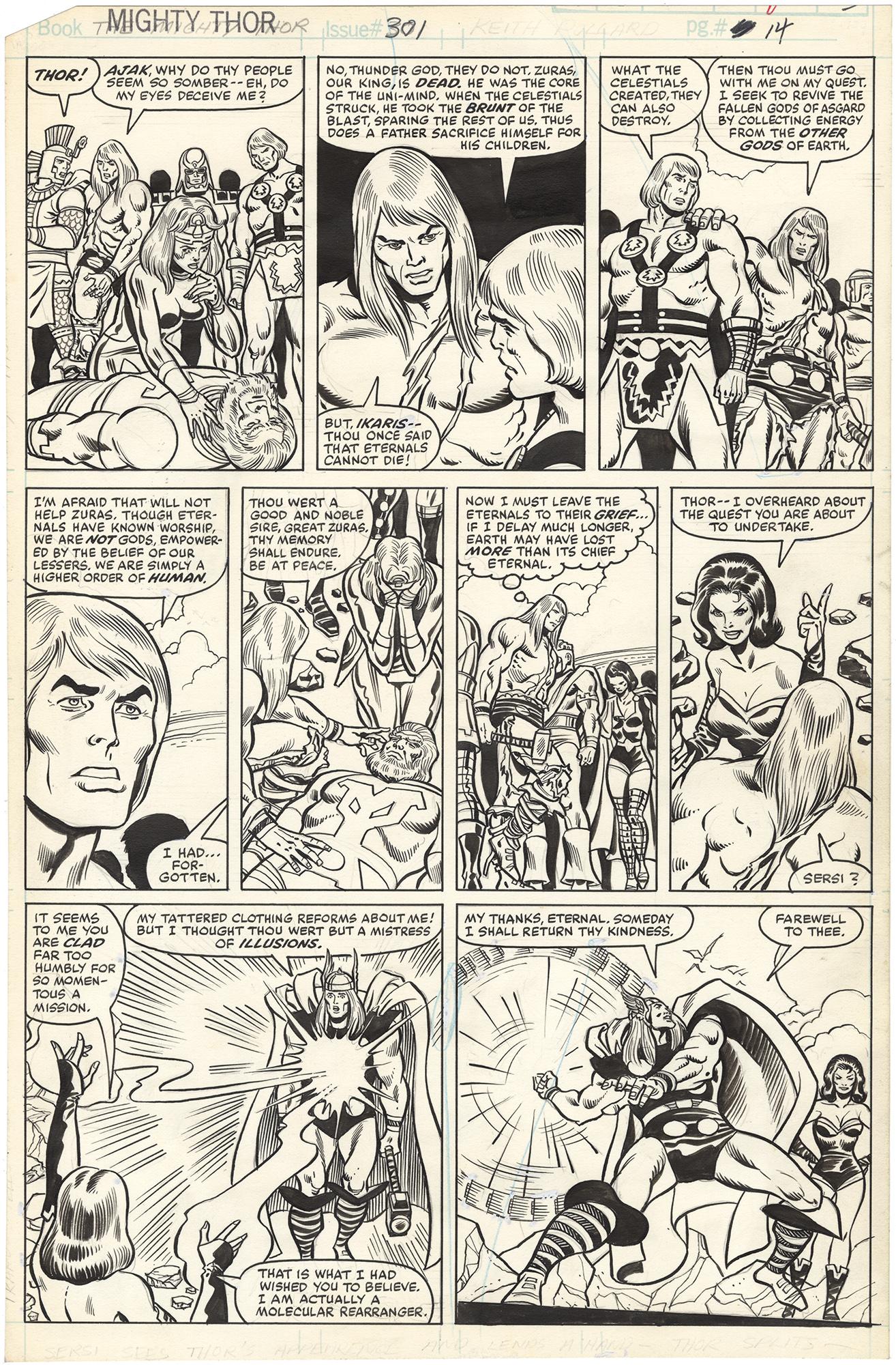 Thor #301 p14