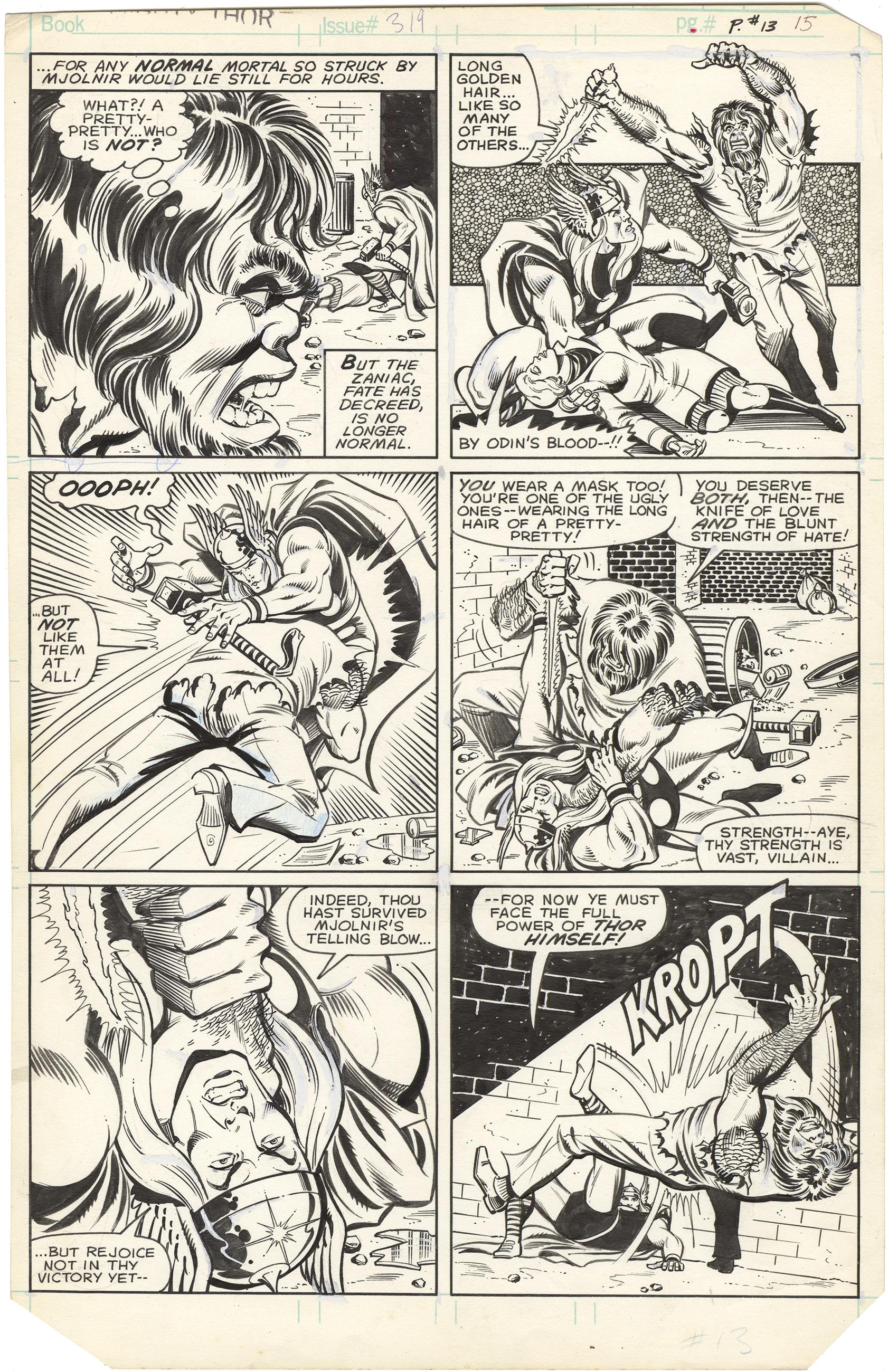 Thor #319 p13