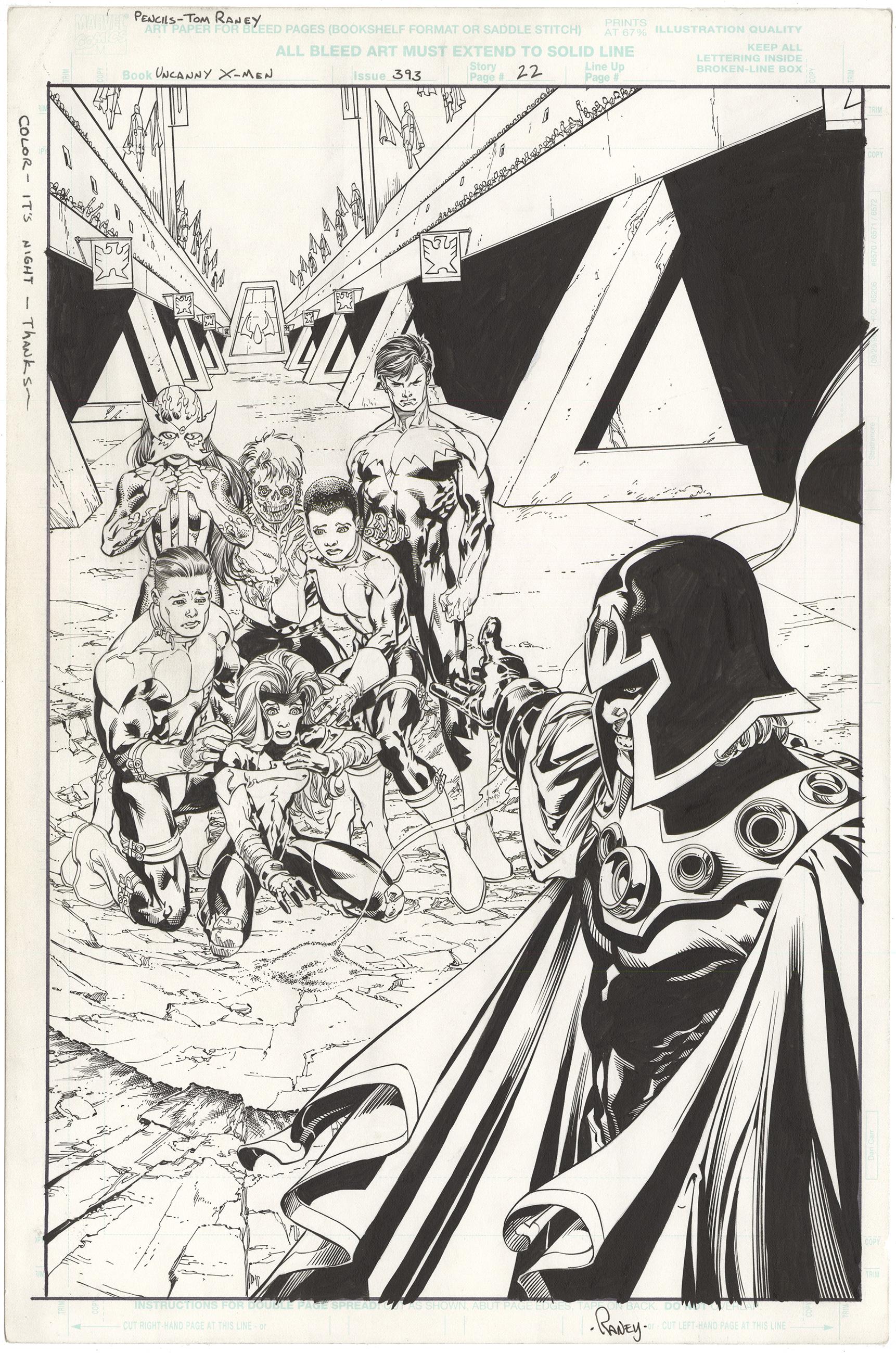 Uncanny X-Men #393 p22