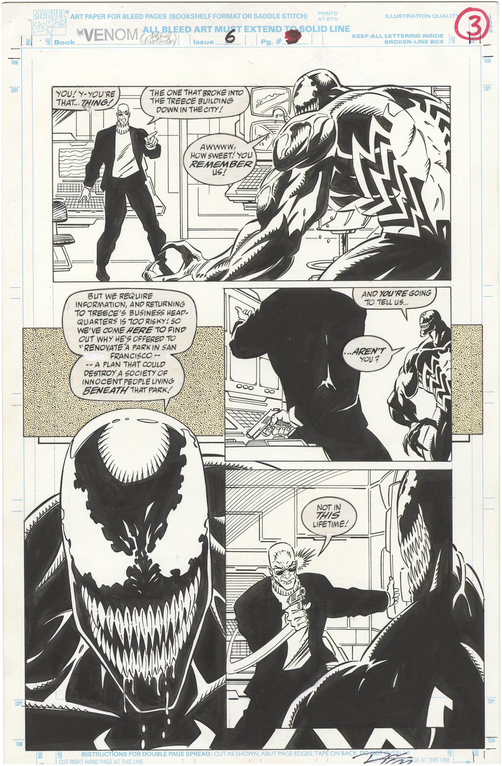 Venom: Lethal Protector #6 p3