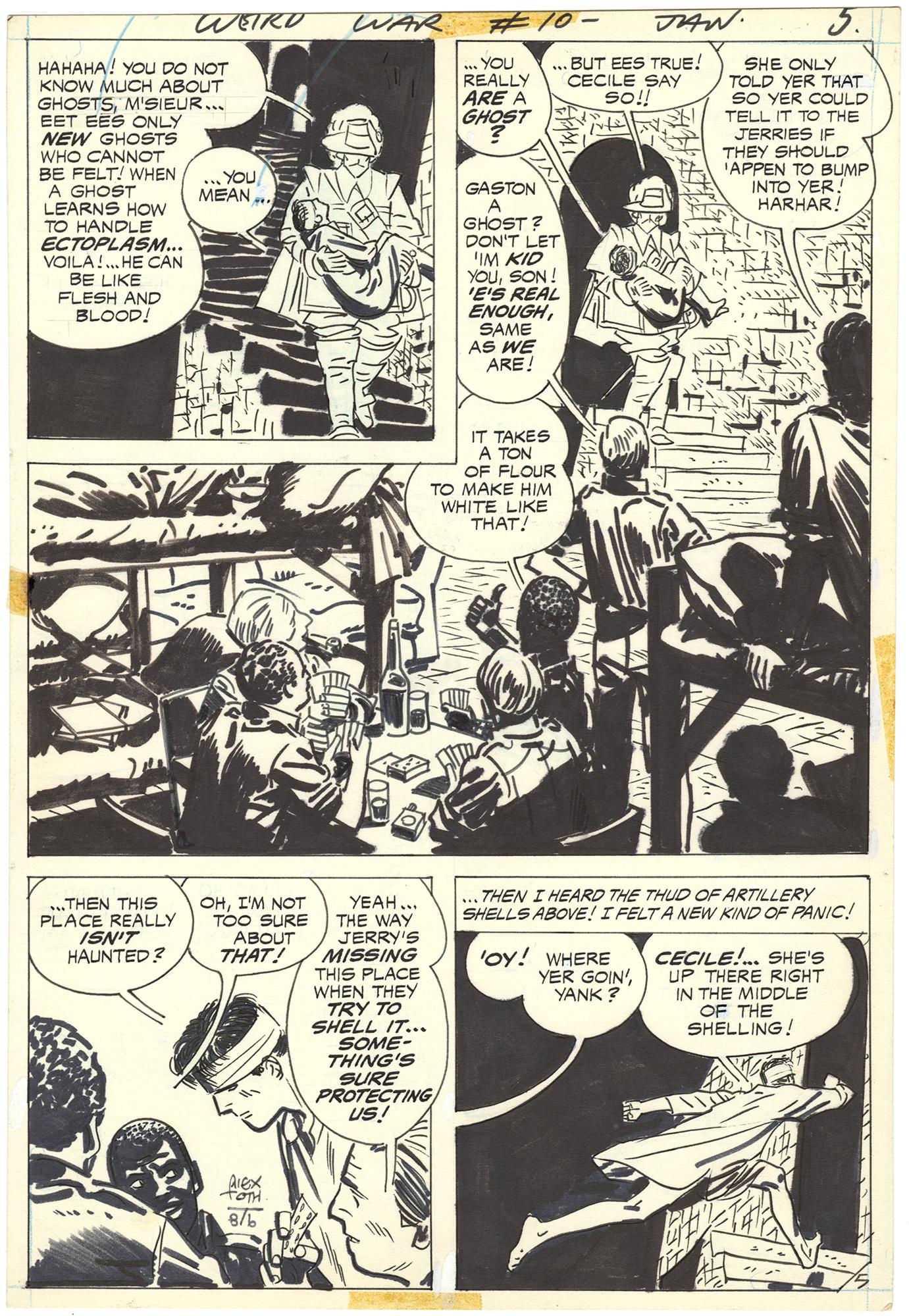 Weird War Tales #10 p5