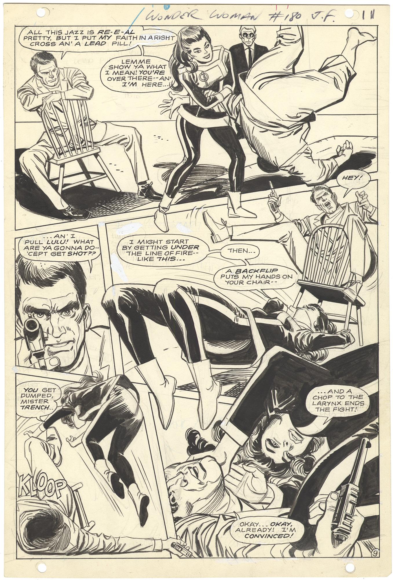 DC Comics 1998 Wonder Woman #130