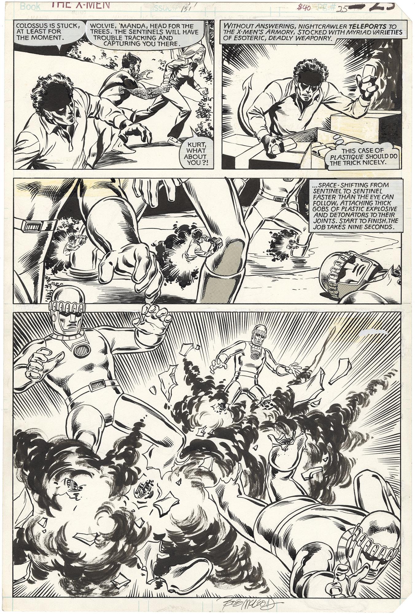 X-Men #151 p25