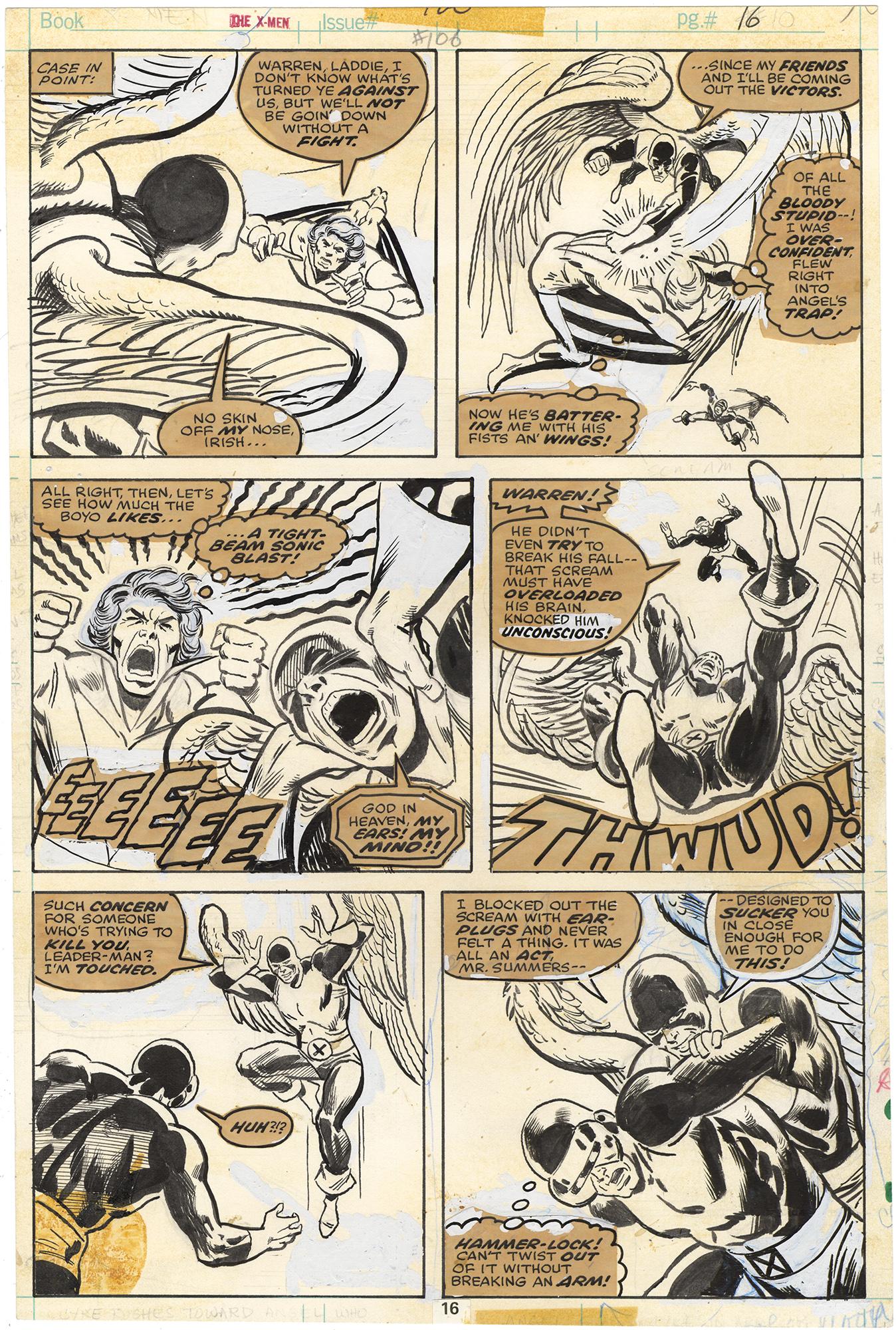 X-Men #106 p16