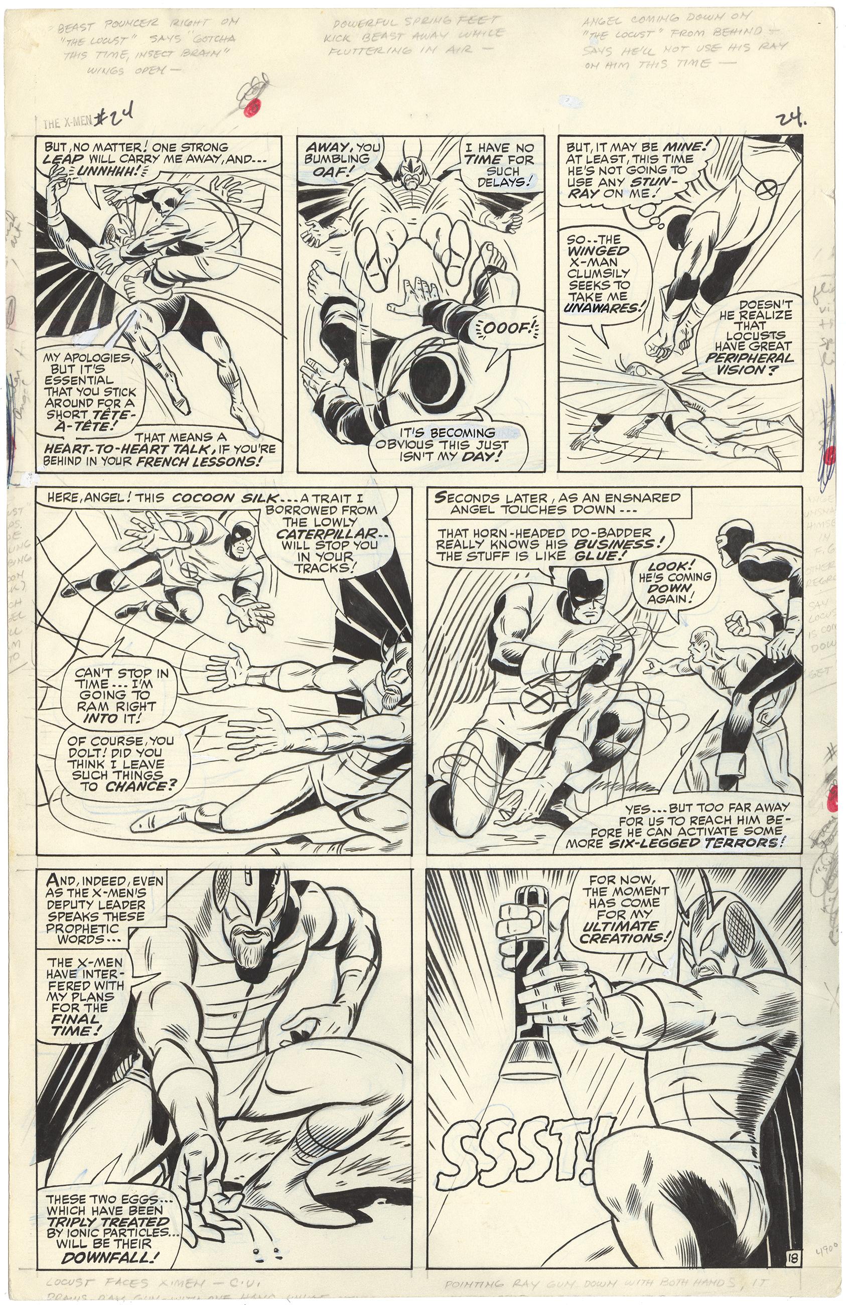 X-Men #24 p18