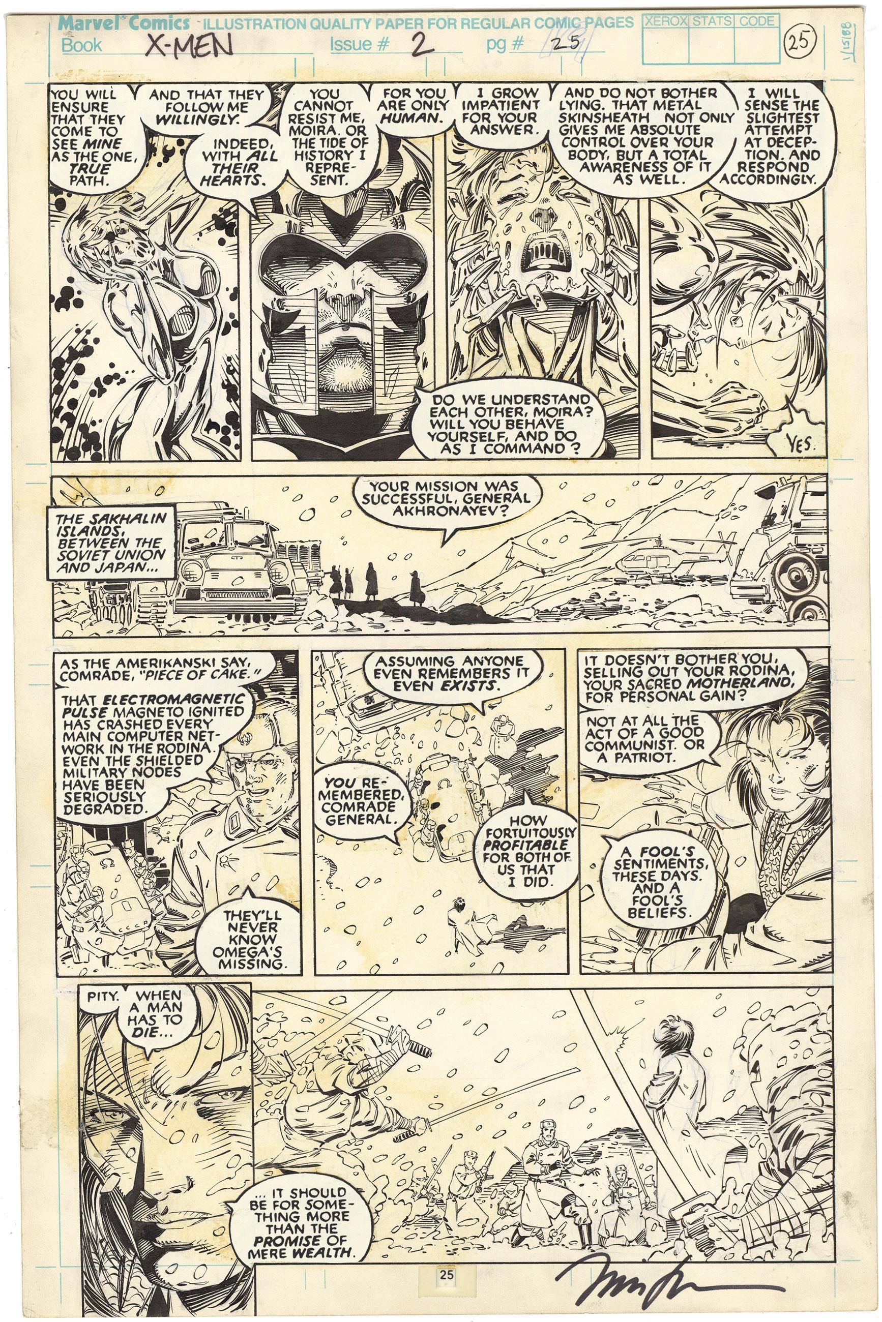 X-Men #2 p25
