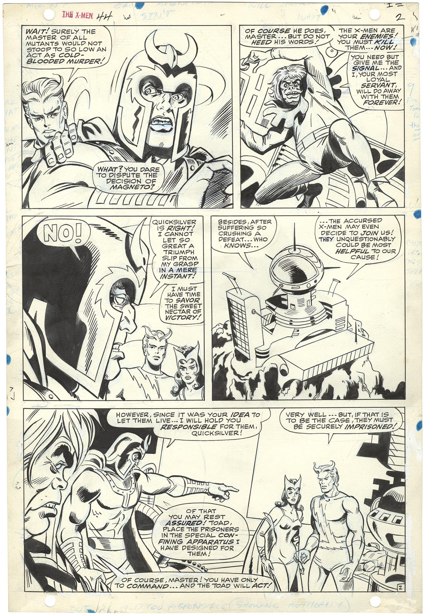 X-Men #44 p2