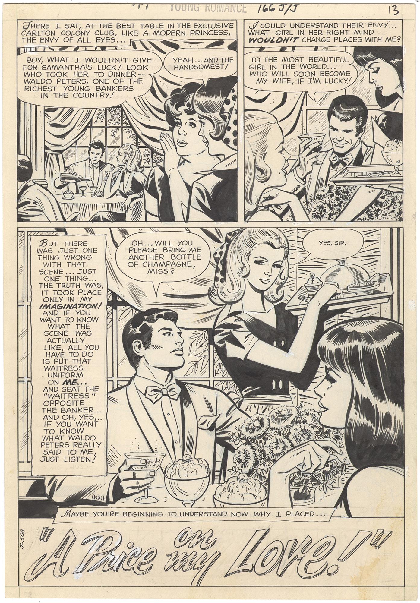 Young Romance #166 p13
