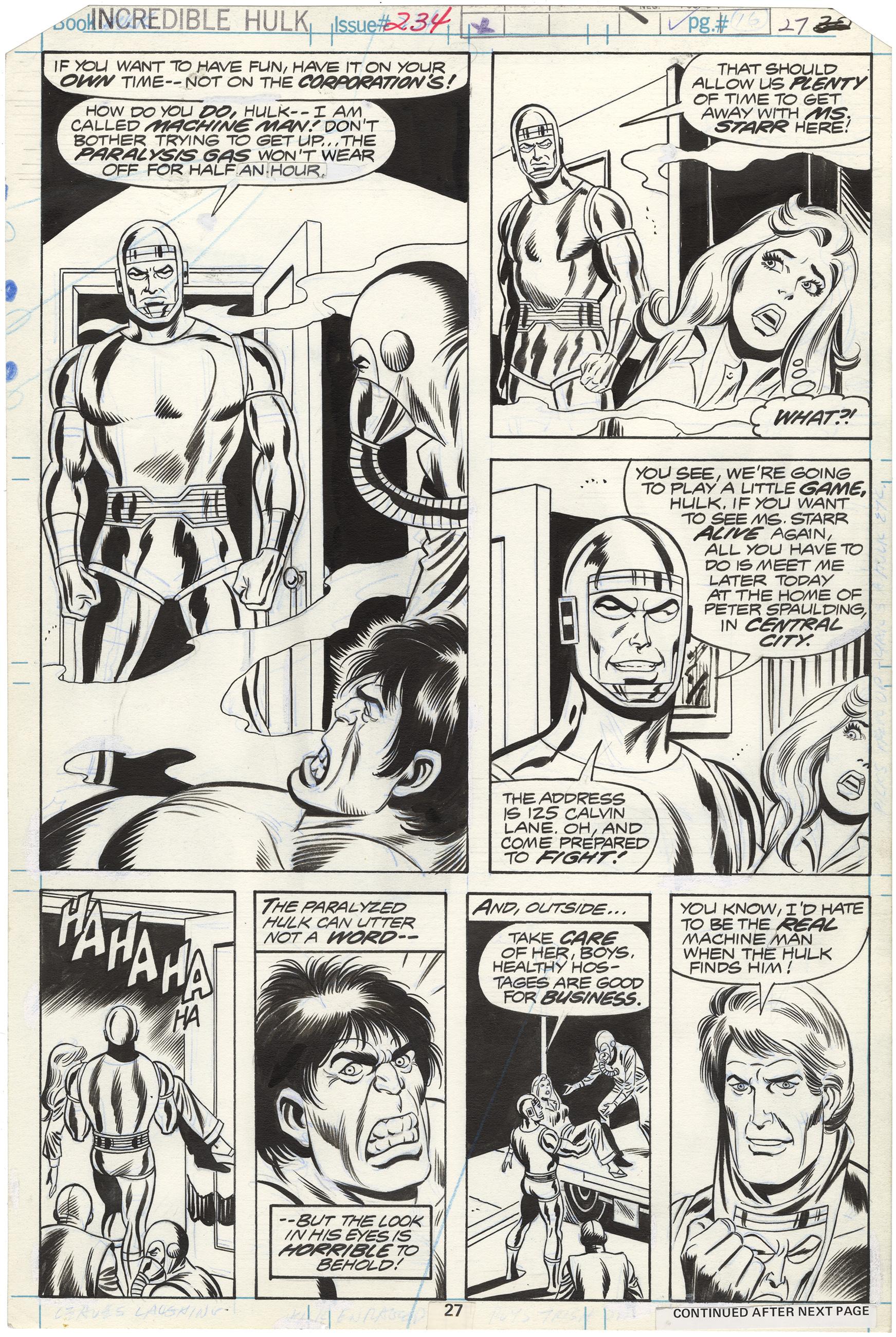 Incredible Hulk #234 p27