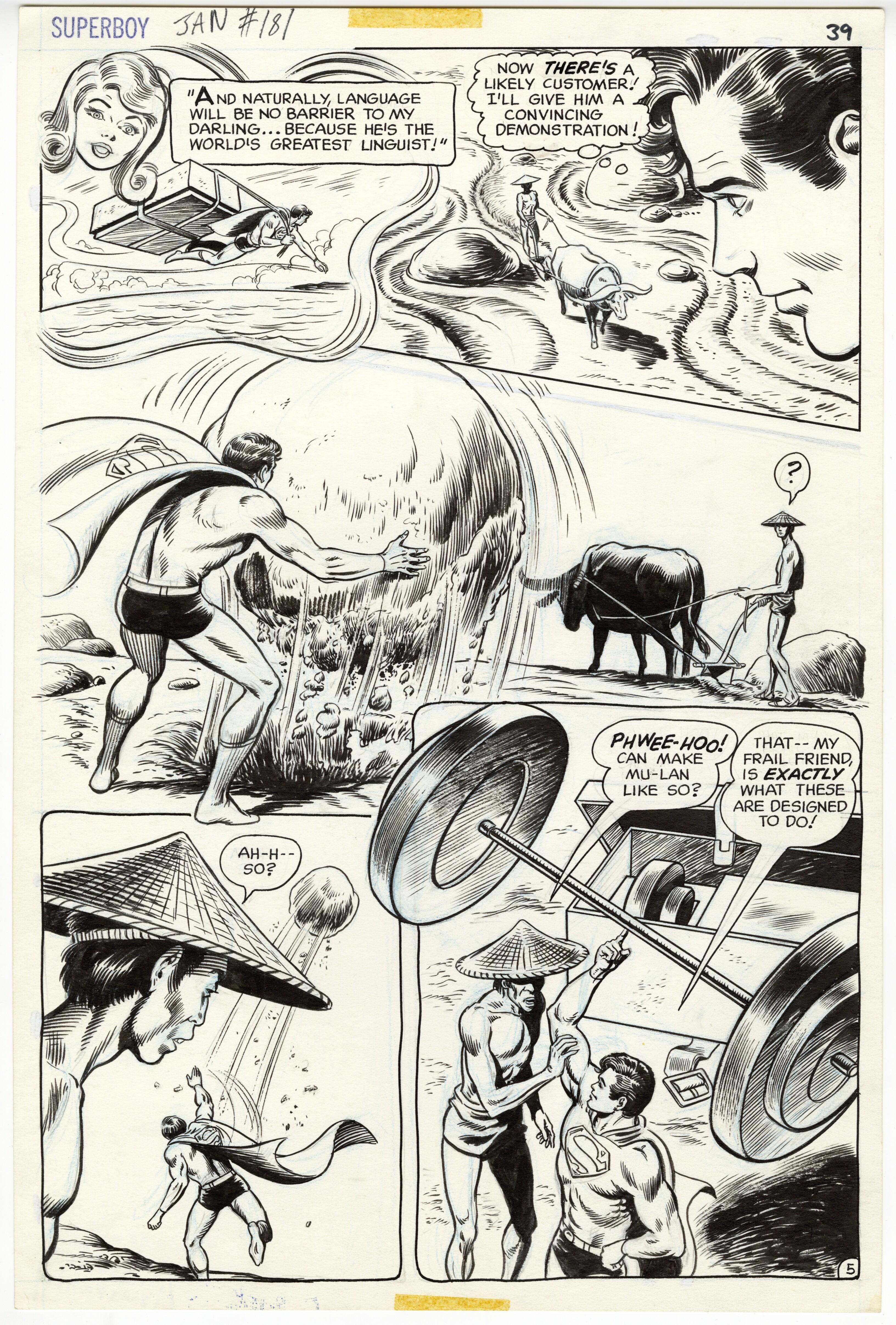 Superboy #181 p5