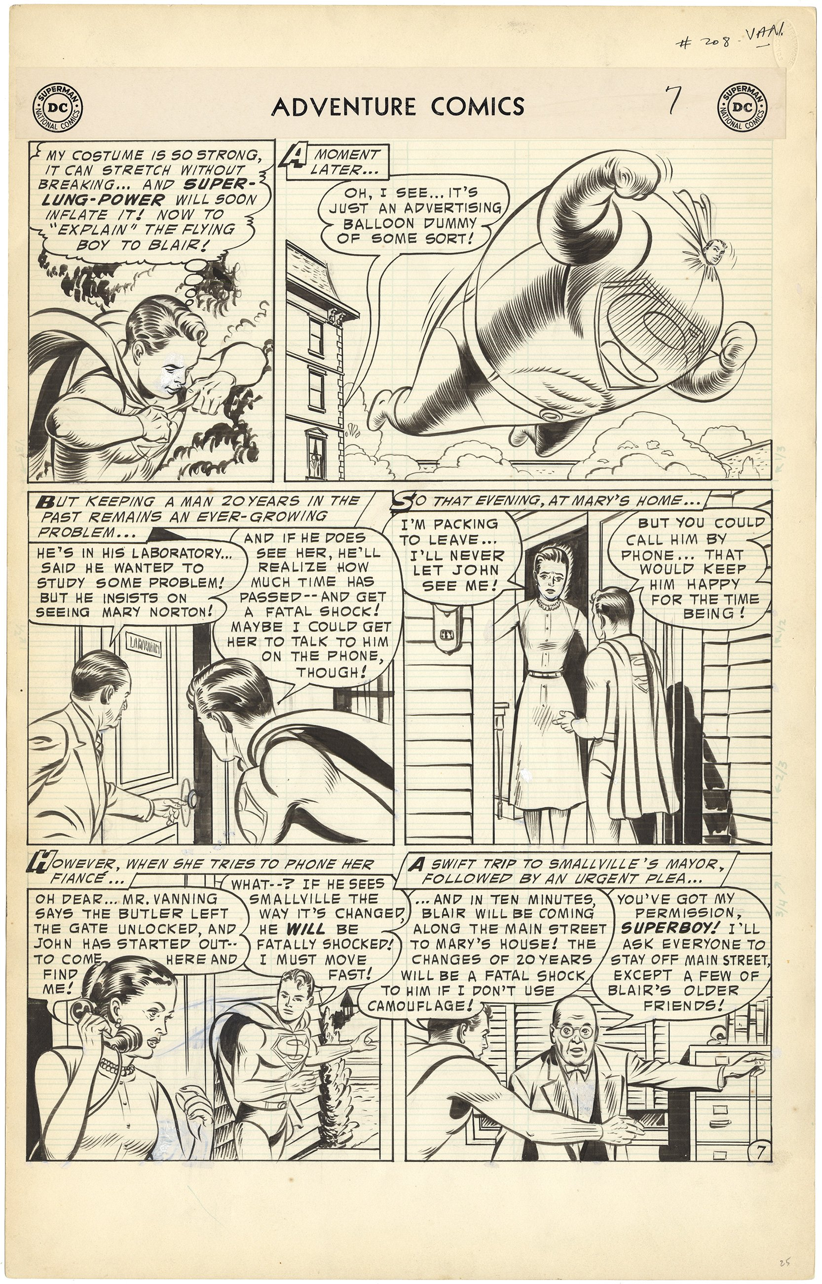 Adventure Comics #208 p7