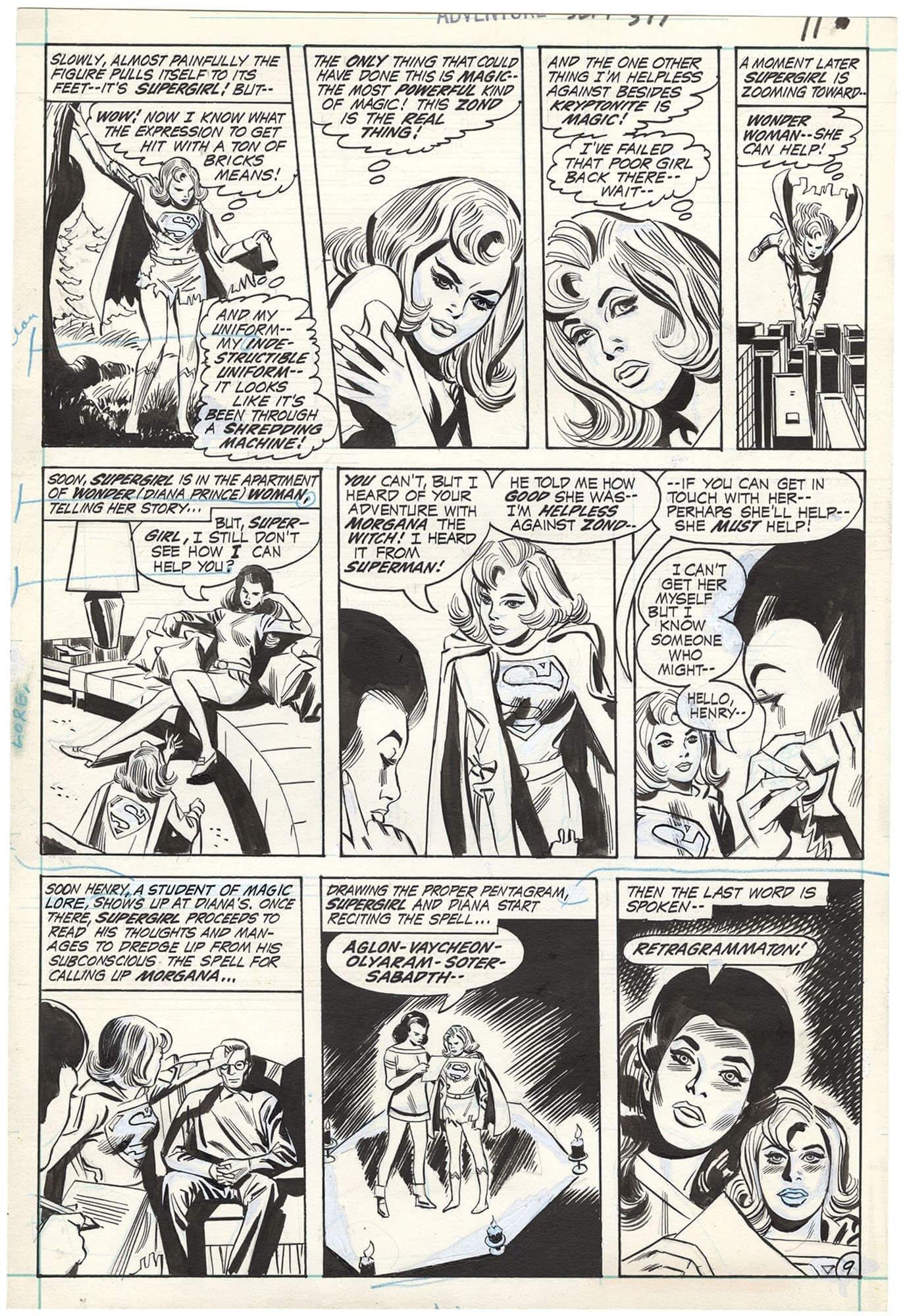 Adventure Comics #397 p9