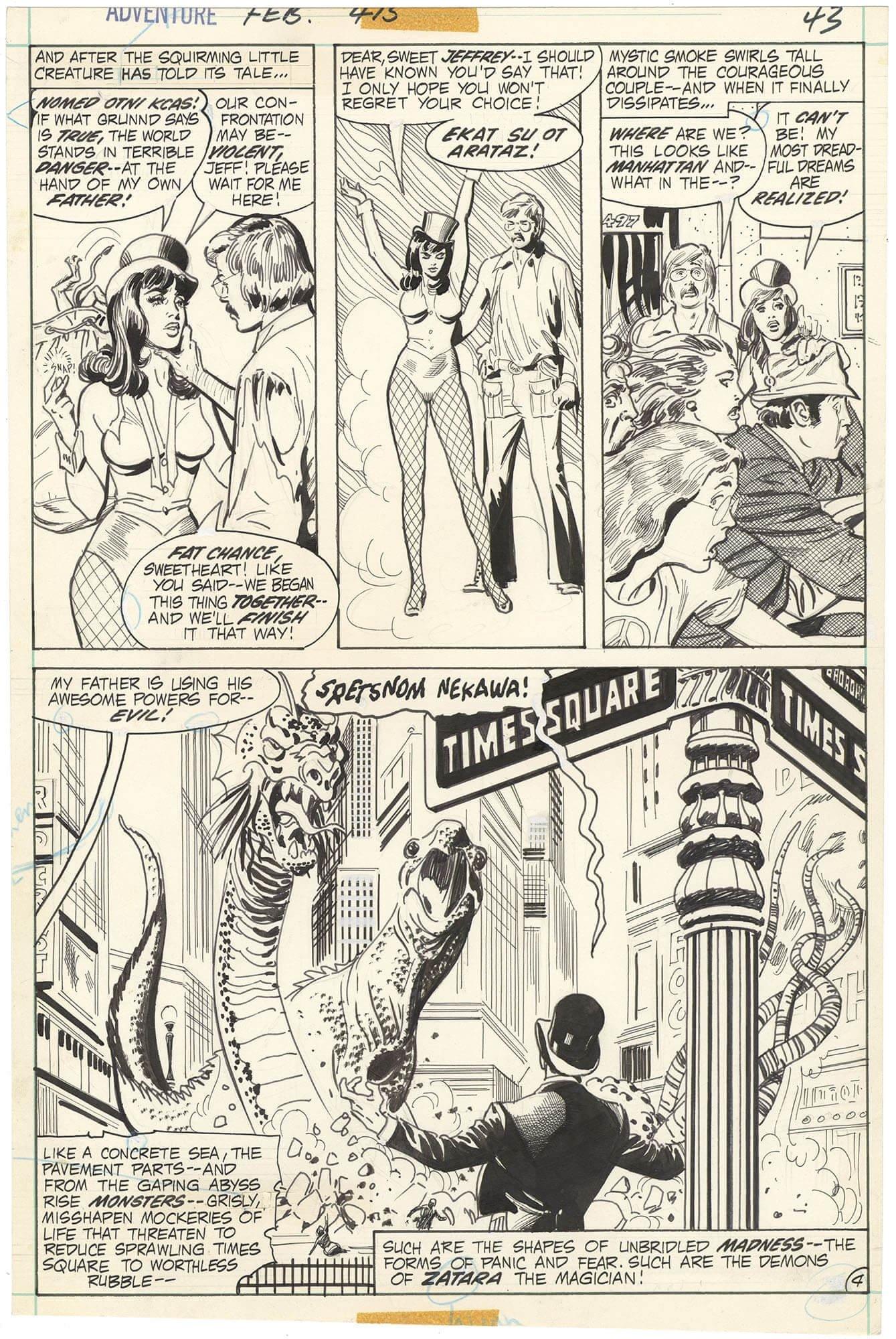 Adventure Comics #415 p4