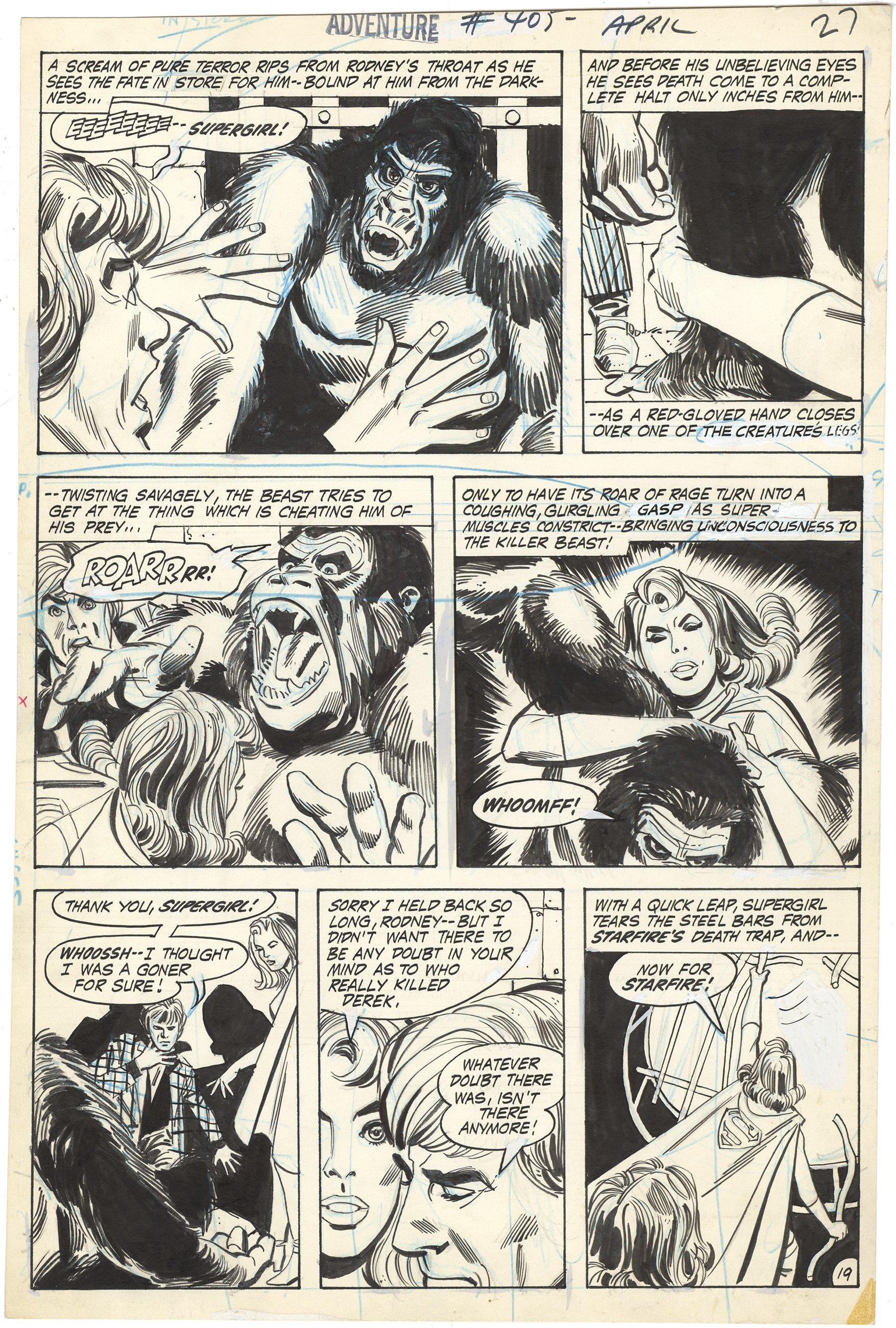 Adventure Comics #405 p19