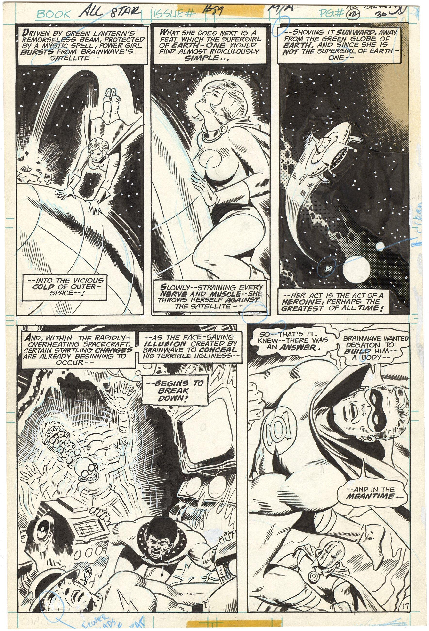 All-Star Comics #59 p17 (Wally Wood)