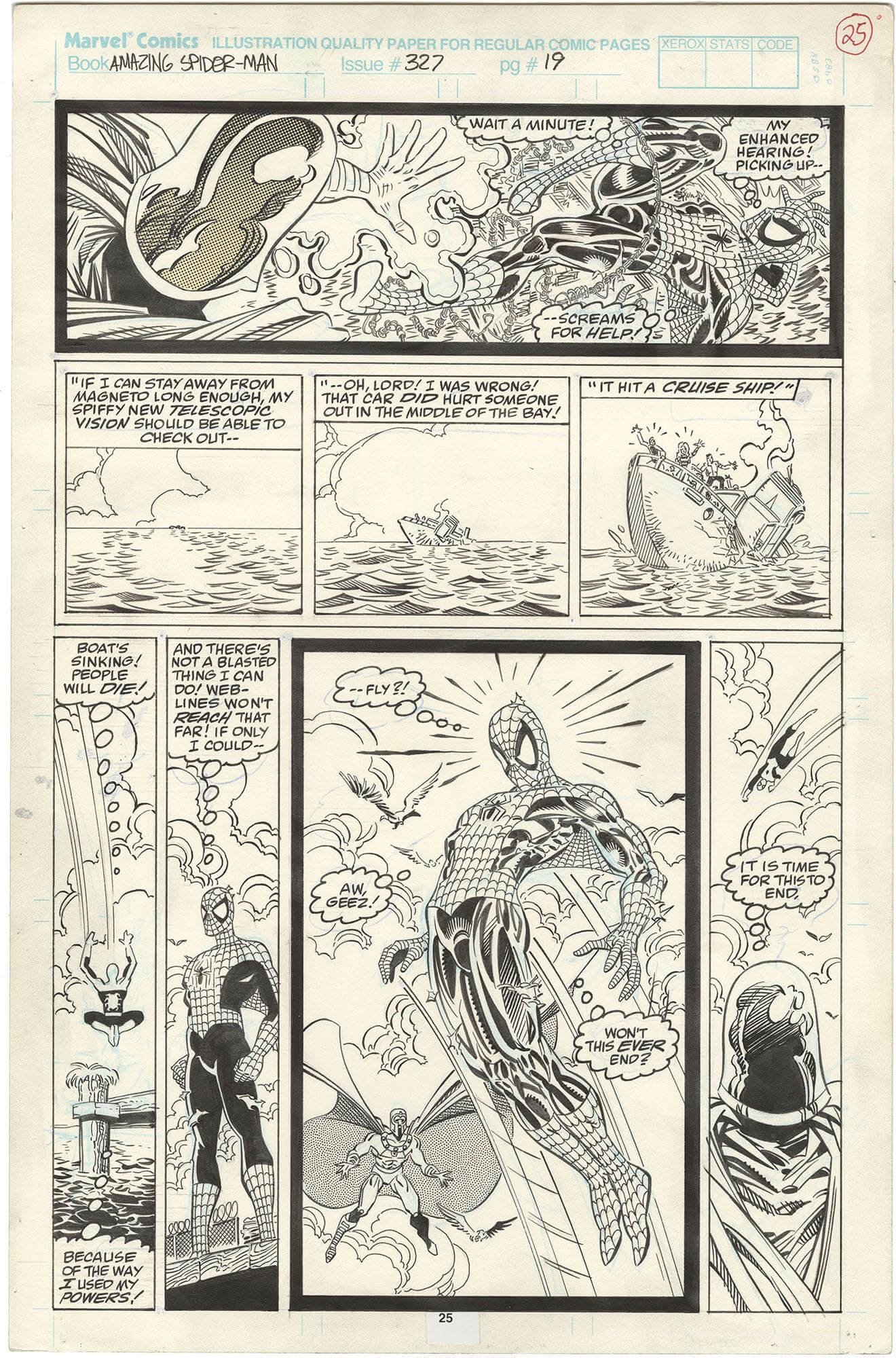 Amazing Spider-Man #327 p25
